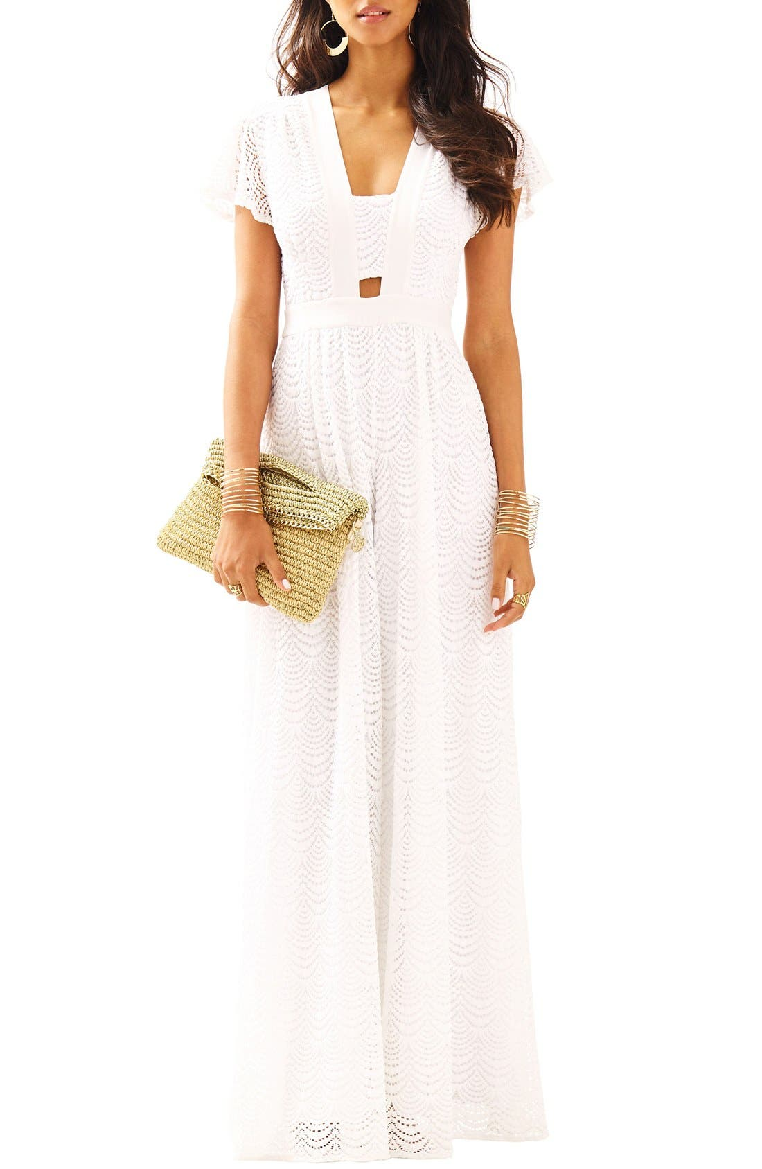 Alternate Image 1 Selected - Lilly Pulitzer® Ivana Jumpsuit