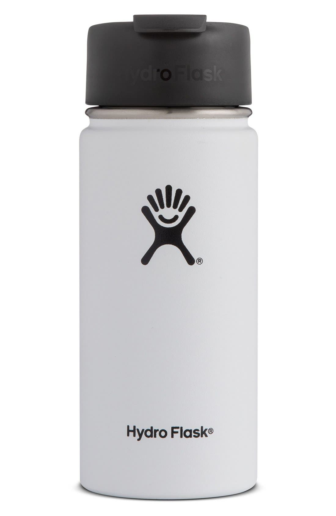 Alternate Image 1 Selected - Hydro Flask 16-Ounce Wide Mouth Coffee Thermos