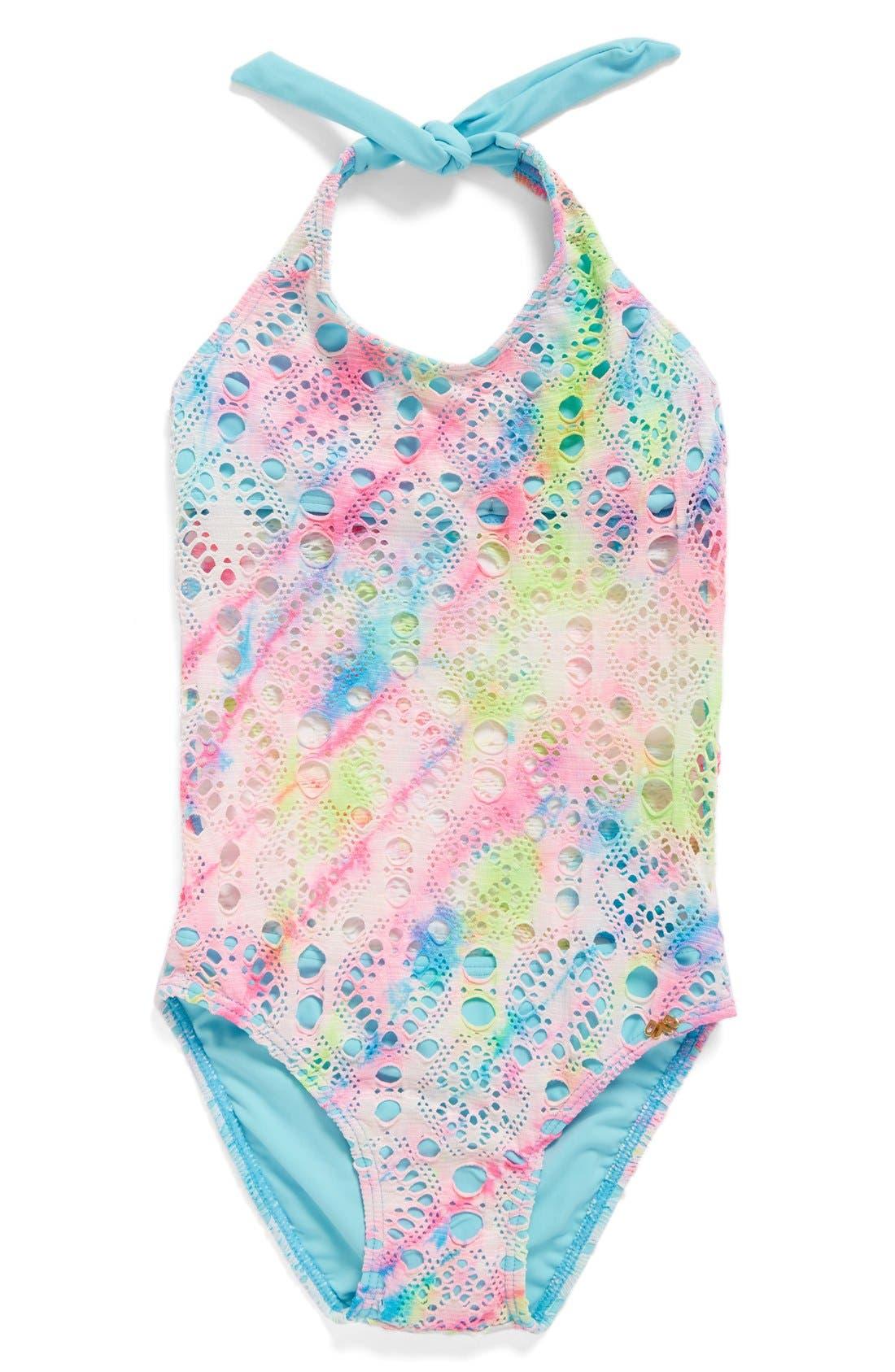 PILYQ One-Piece Swimsuit