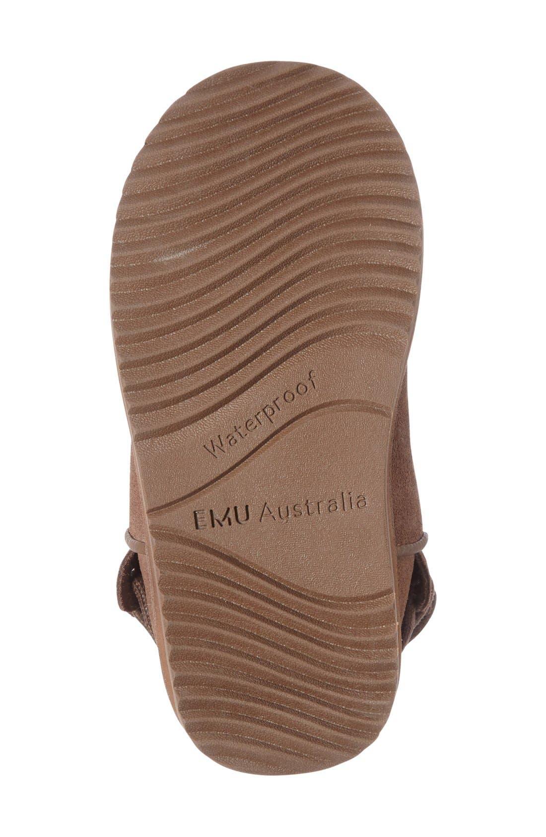 Alternate Image 4  - EMU Australia Islay Waterproof Boot (Toddler, Little Kid & Big Kid)