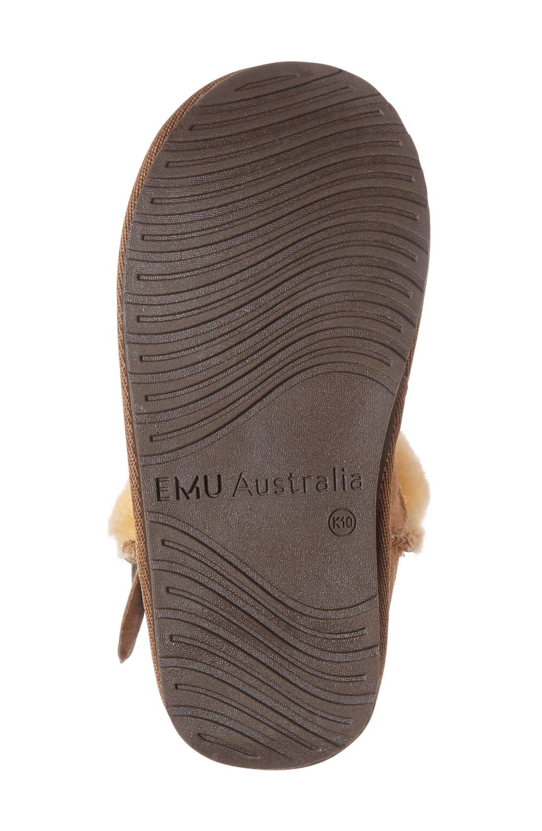 Alternate Image 4  - EMU Australia Little Creatures - Leo Lion Boot (Toddler, Little Kid & Big Kid)