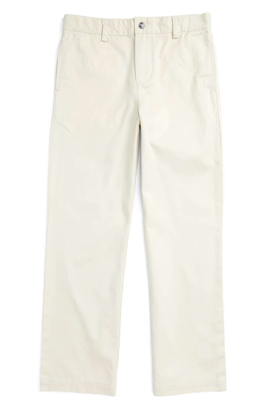 Club Cotton Twill Pants,                         Main,                         color, Stone