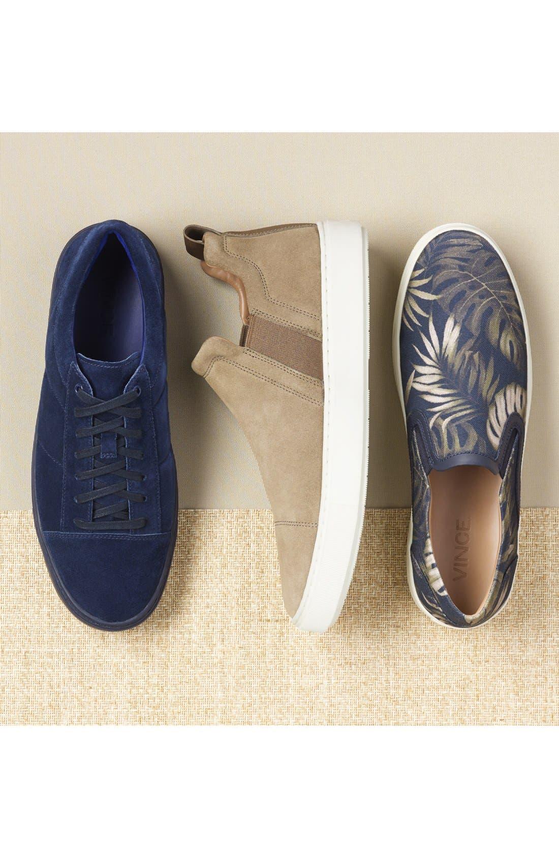 Lucio Slip-On Sneaker,                             Alternate thumbnail 5, color,