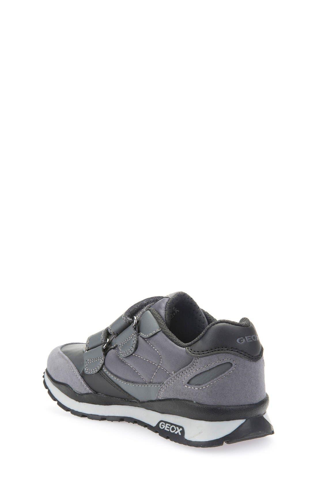 Pavel Sneaker,                             Alternate thumbnail 2, color,                             Dark Grey/ Black