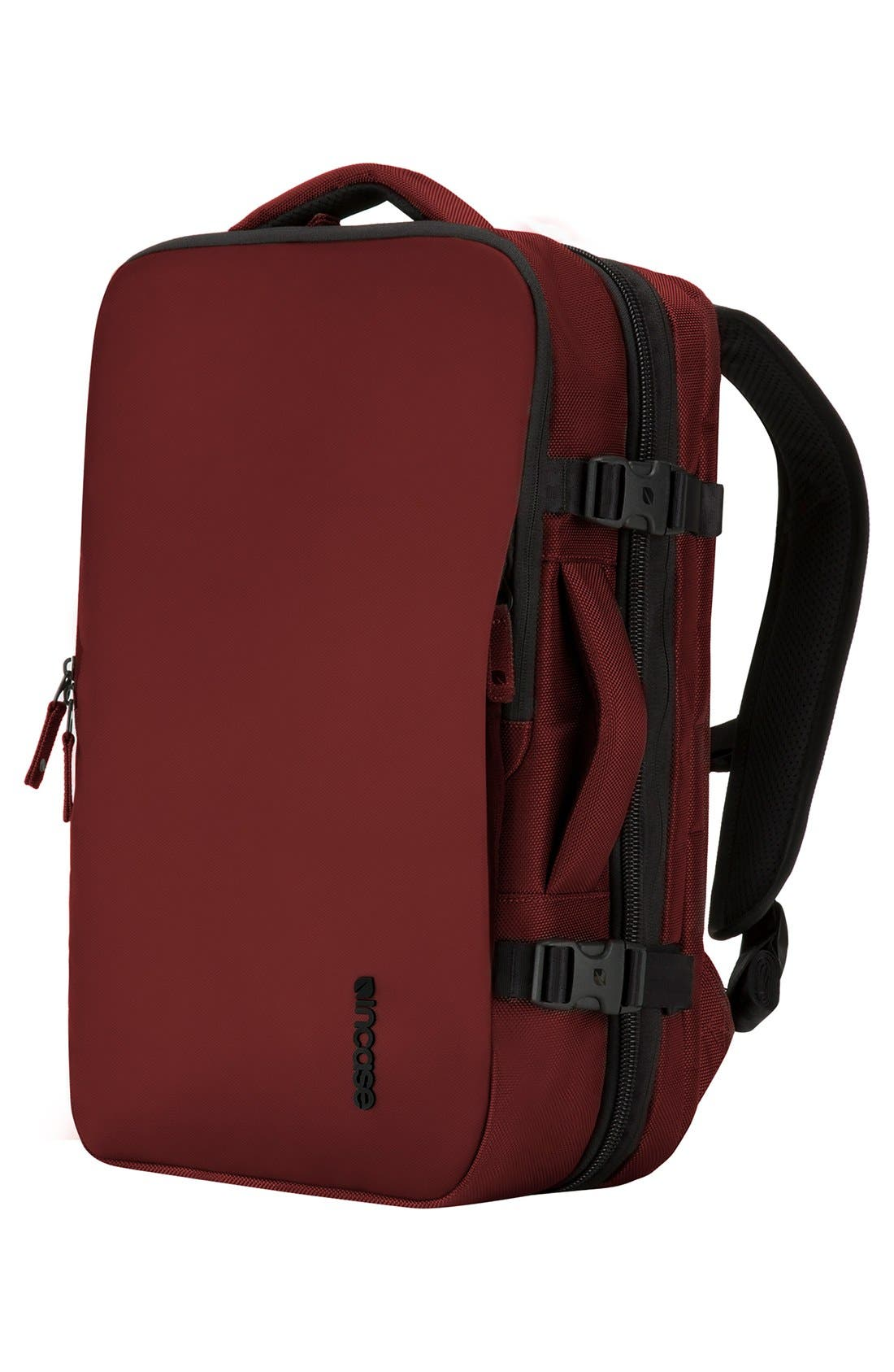 VIA Backpack,                             Alternate thumbnail 2, color,                             Deep Red