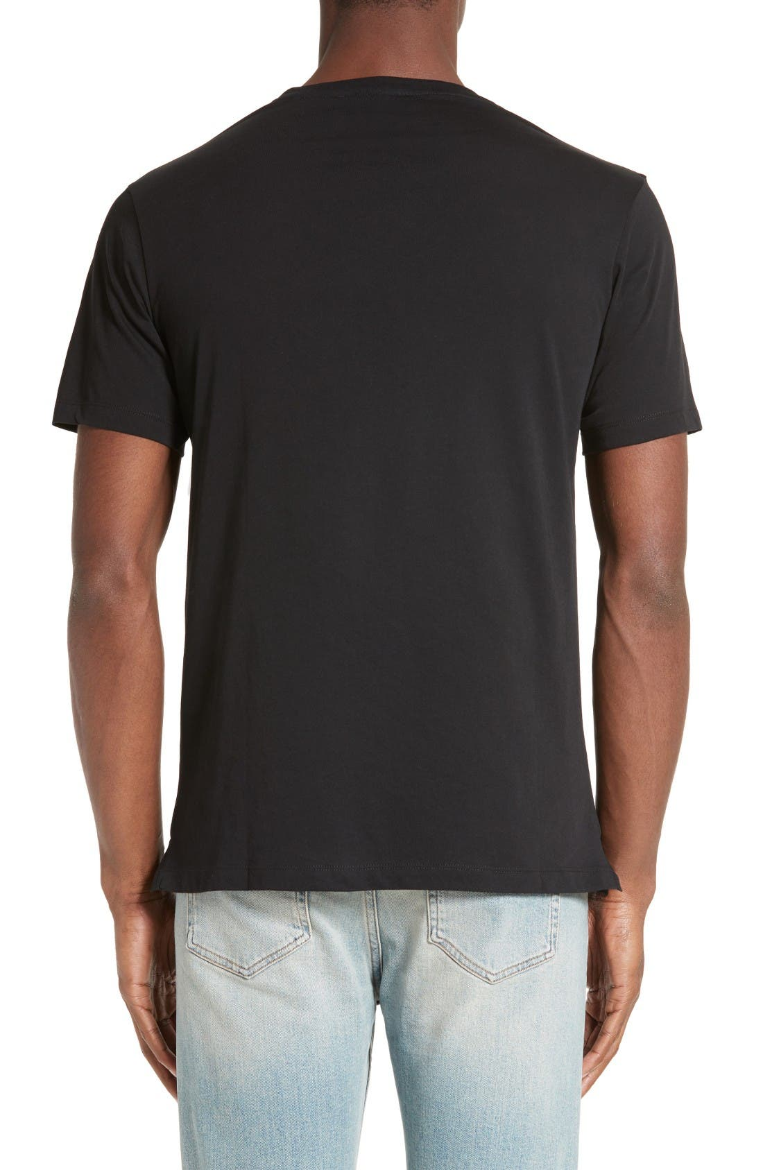 Alternate Image 2  - The Kooples Embroidered T-Shirt