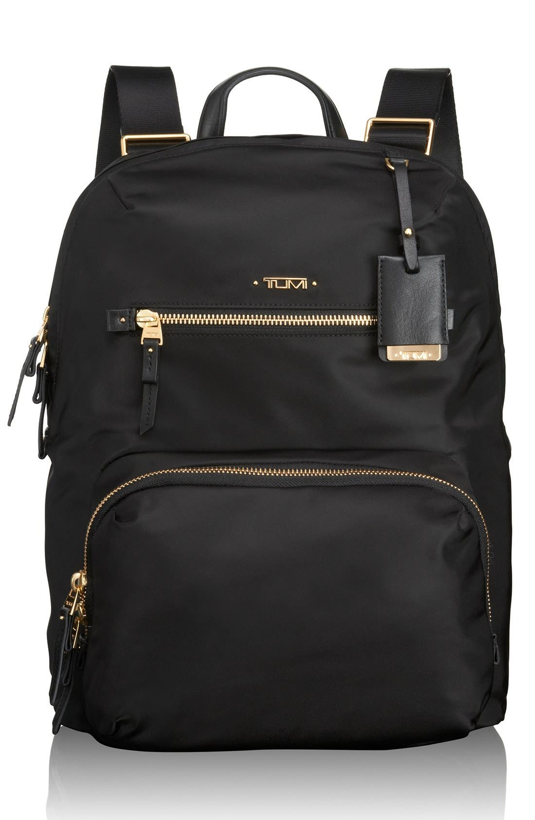 Tumi 'Voyageur Halle' Nylon Backpack