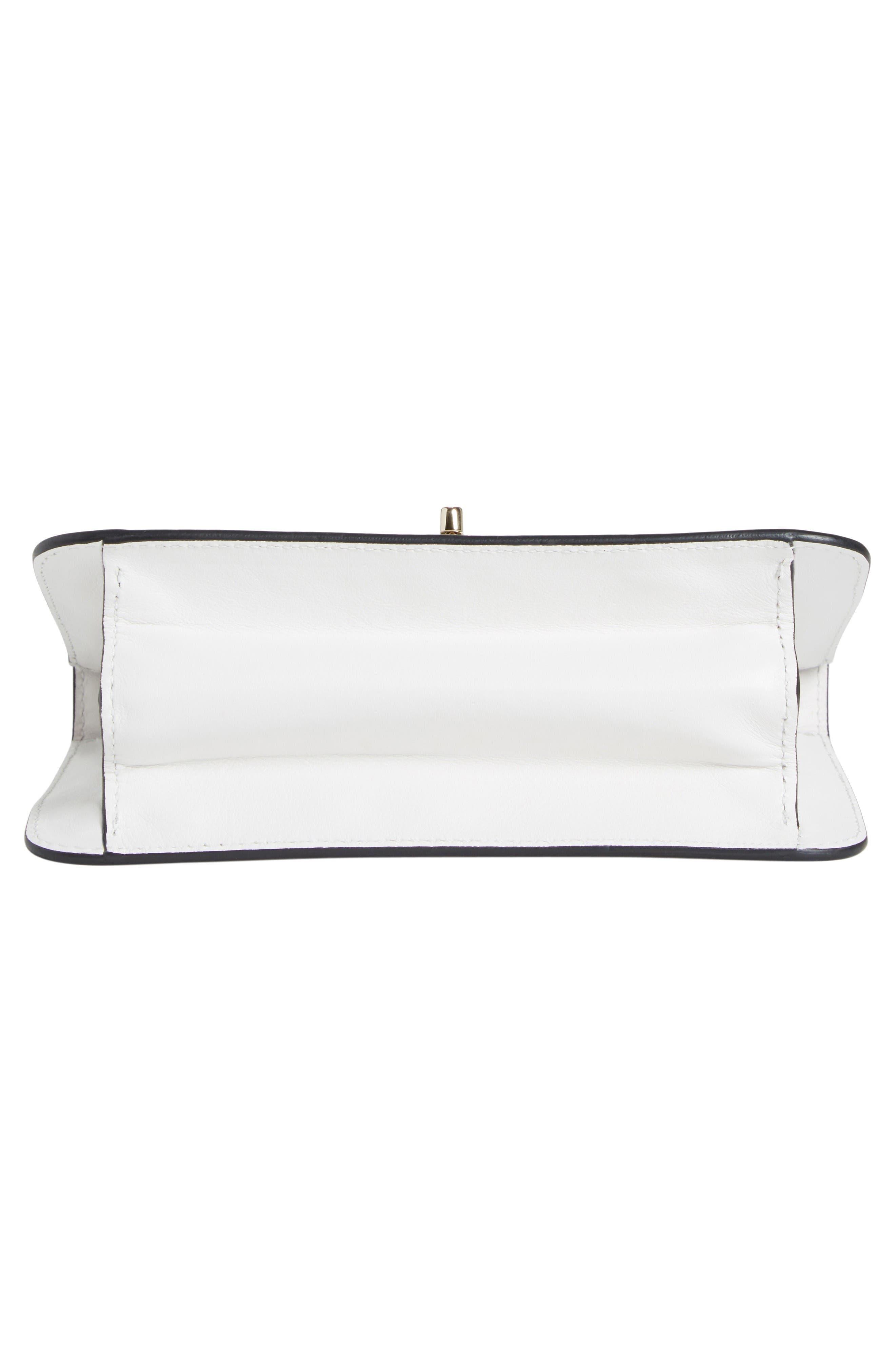 Alternate Image 6  - VALENTINO GARAVANI Small Panther Leather Shoulder Bag