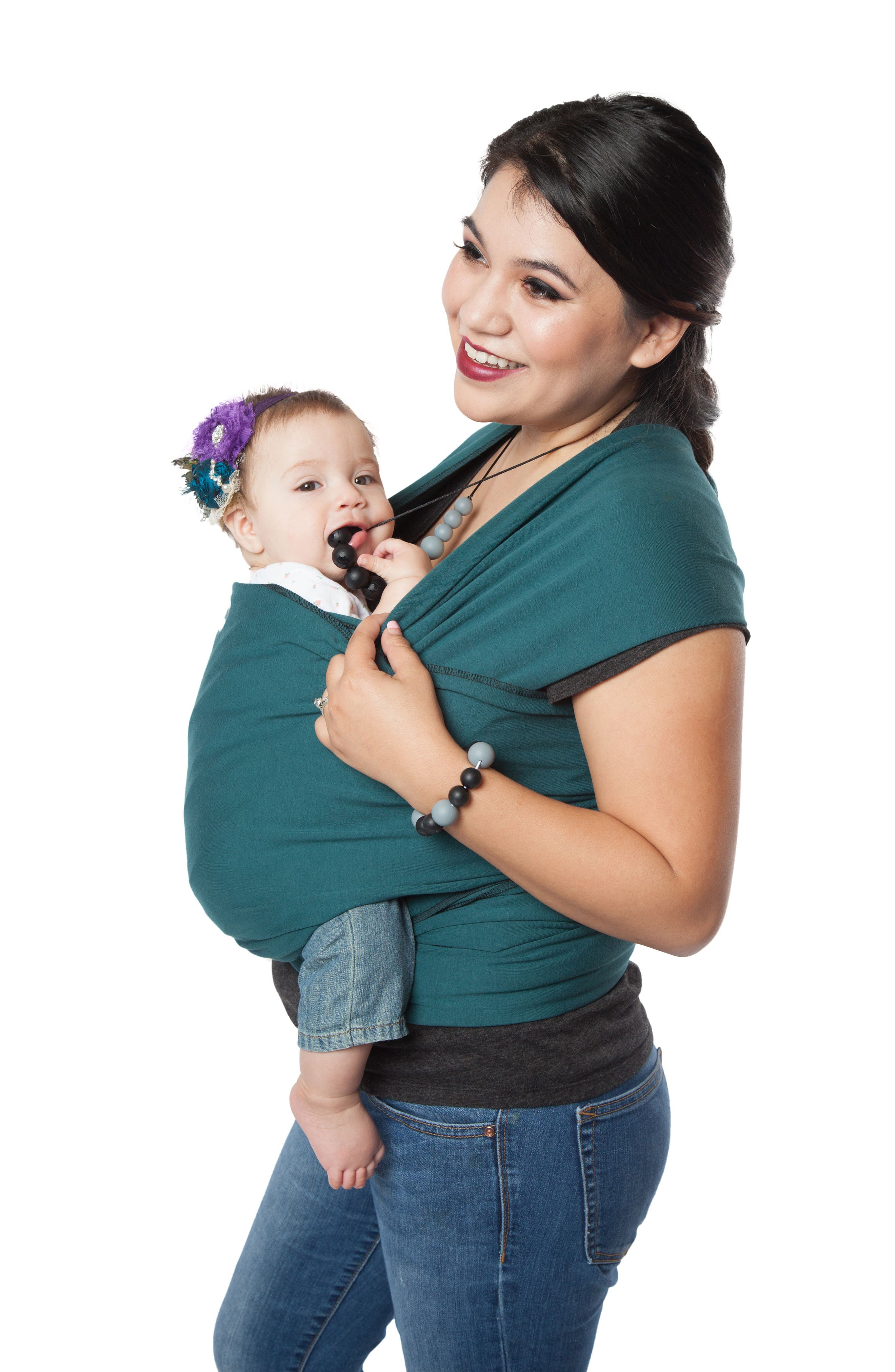 Alternate Image 3  - Moby Wrap 'Moderns' Baby Carrier