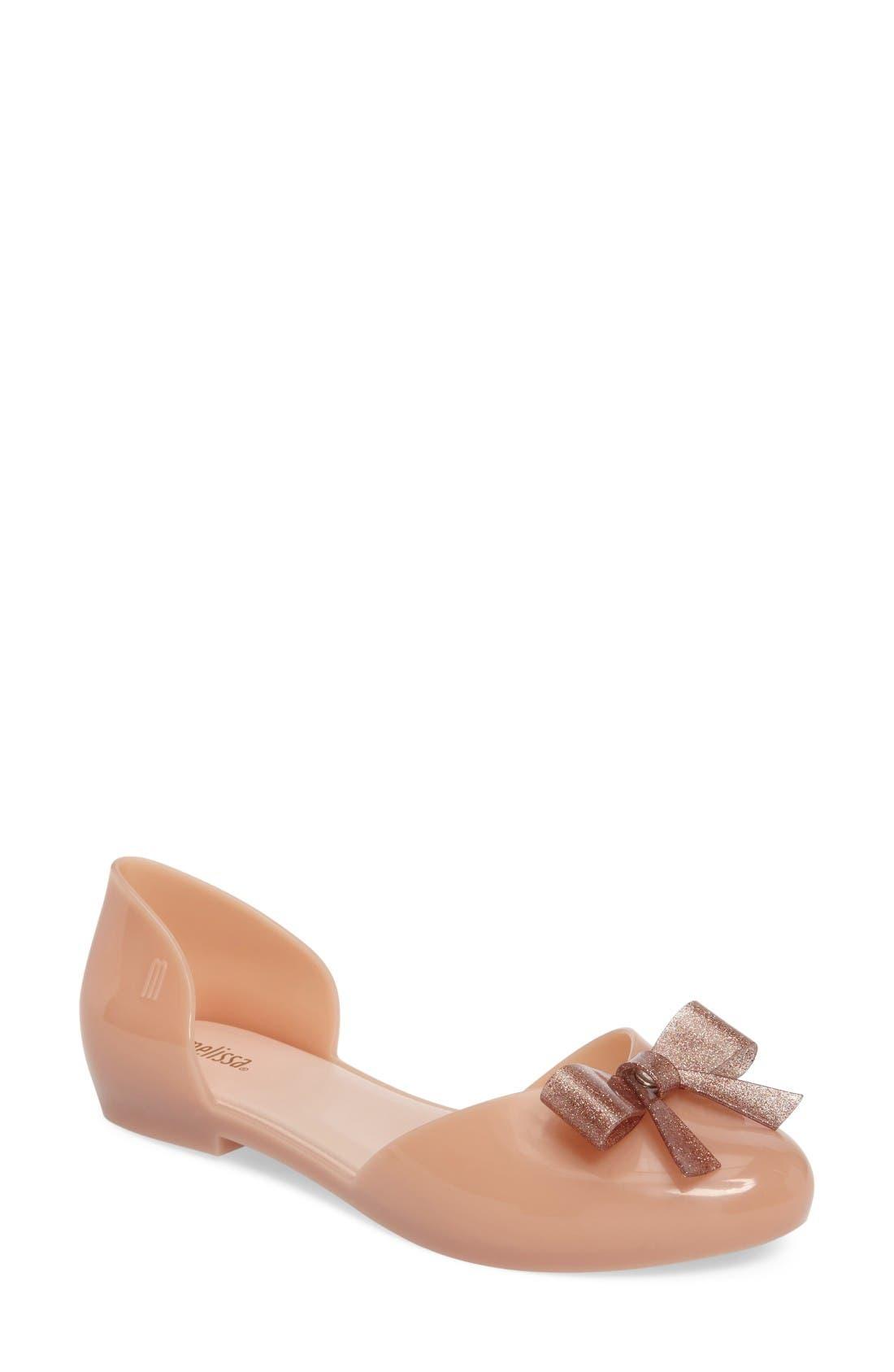 Melissa Angel Slip-On Flat (Women)