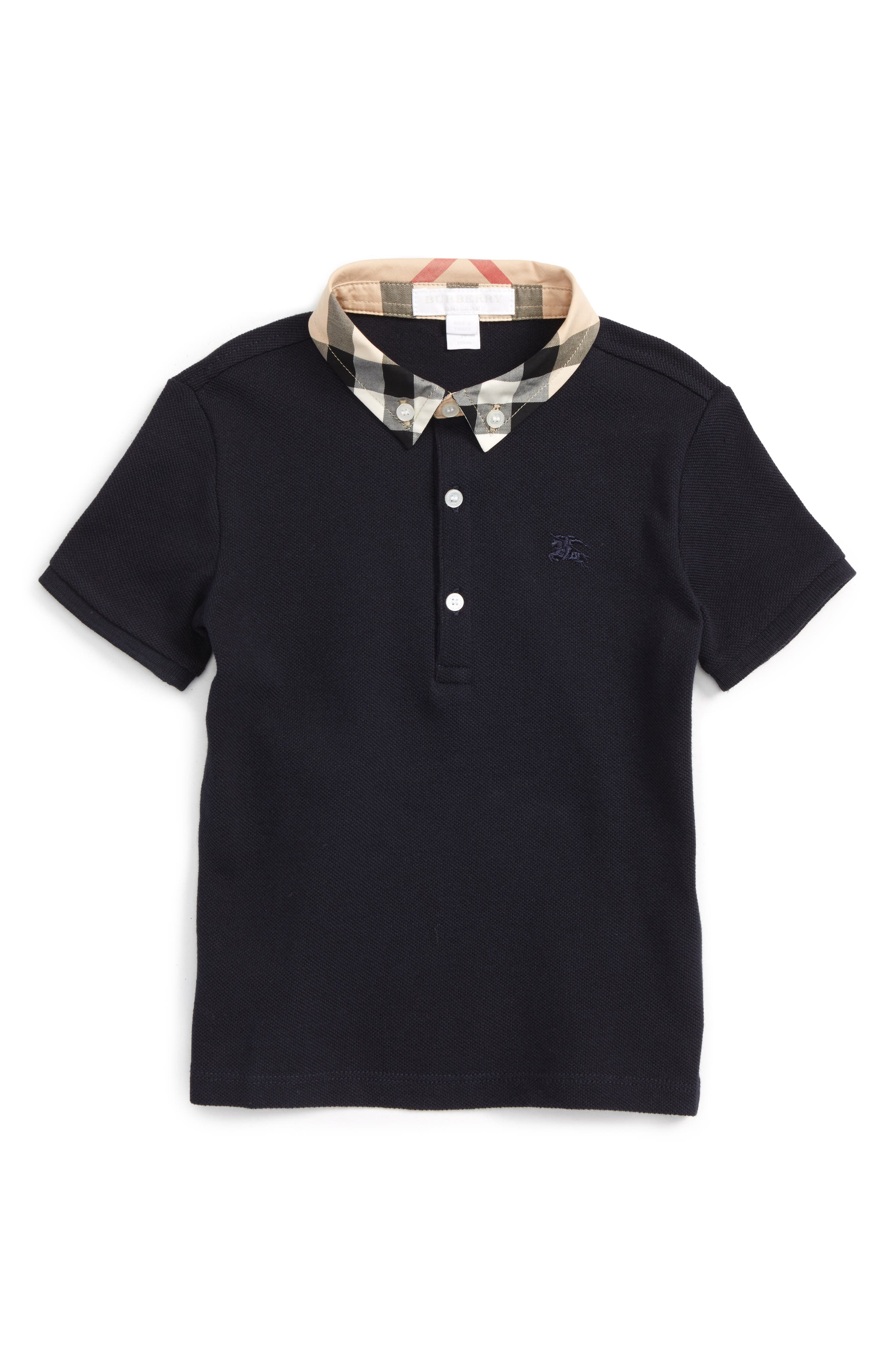 Burberry Mini William Cotton Polo (Baby Boys & Toddler Boys)
