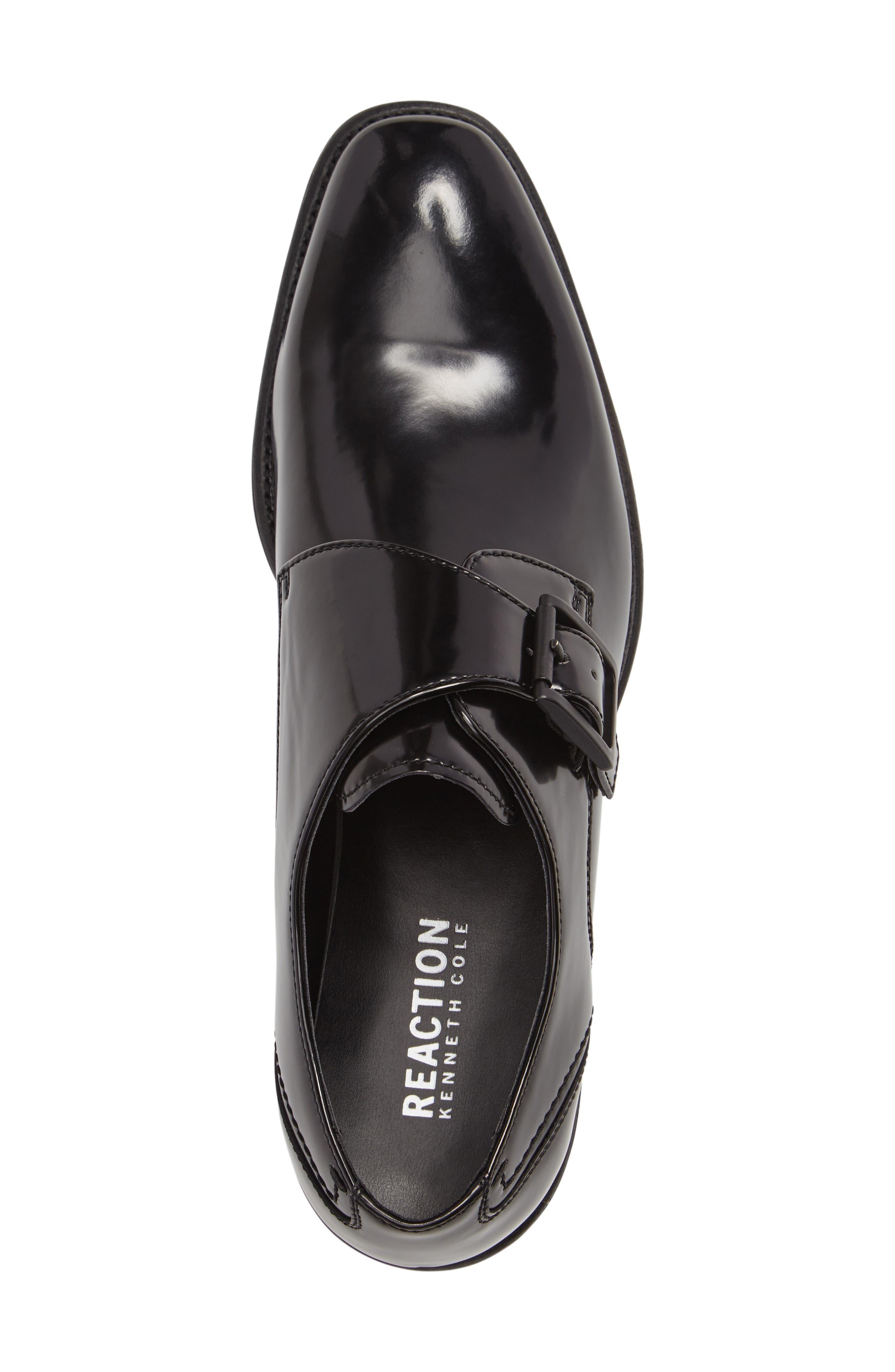 Alternate Image 3  - Reaction Kenneth Cole Left Side Monk Strap Shoe (Men)