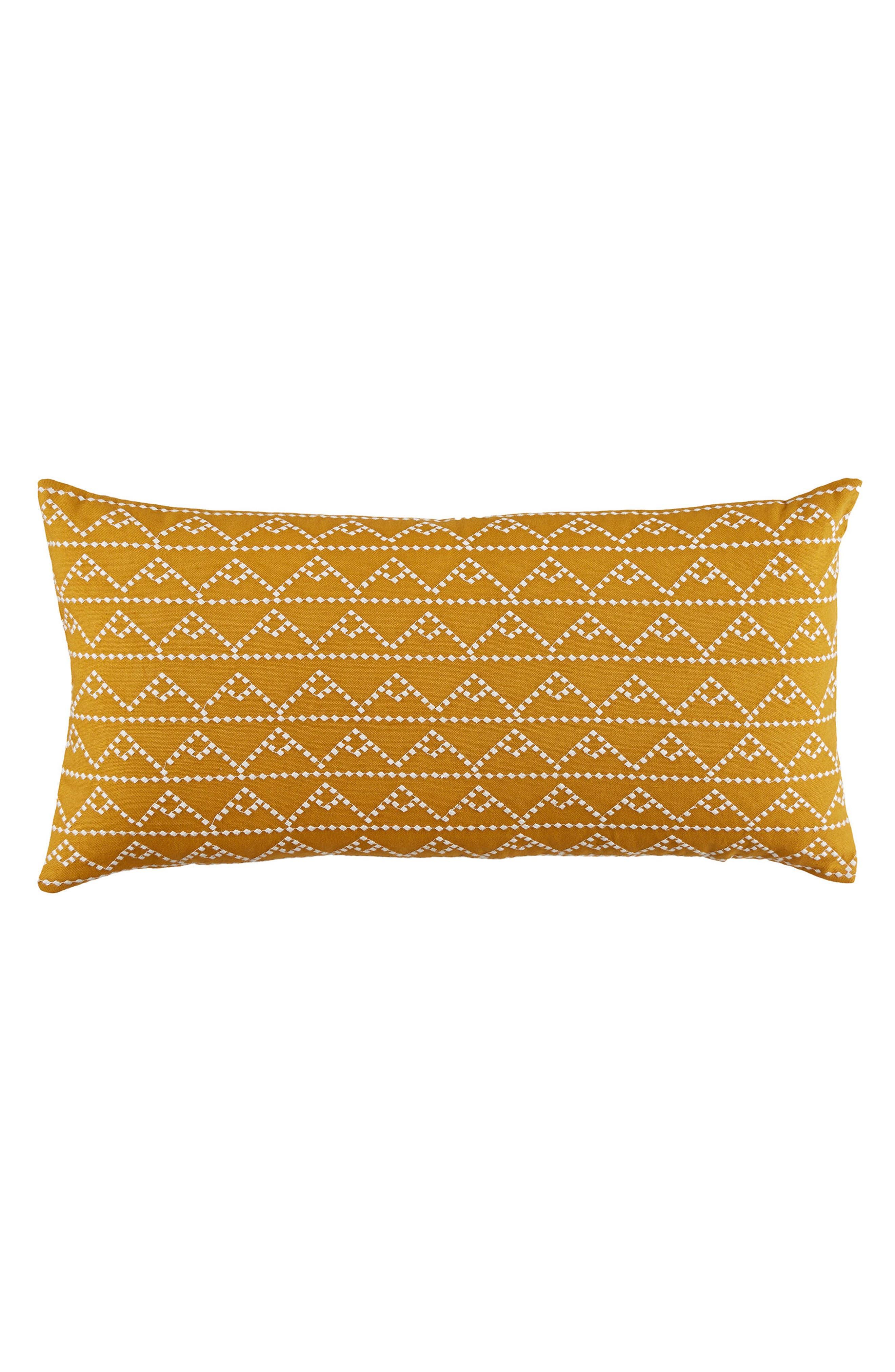 DwellStudio Modern Pyramid Accent Pillow