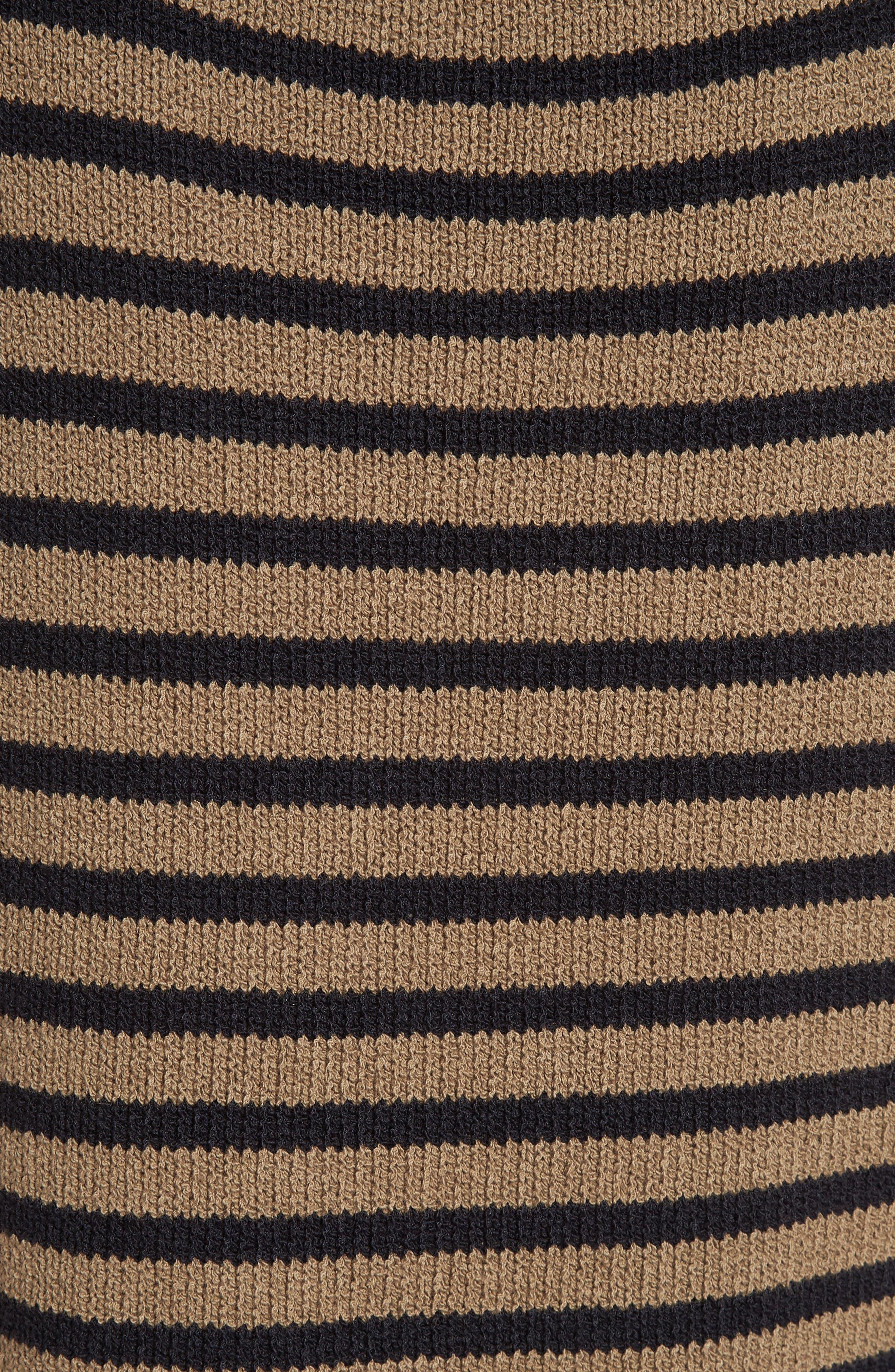 Alternate Image 5  - Vince Stripe Knit Tank