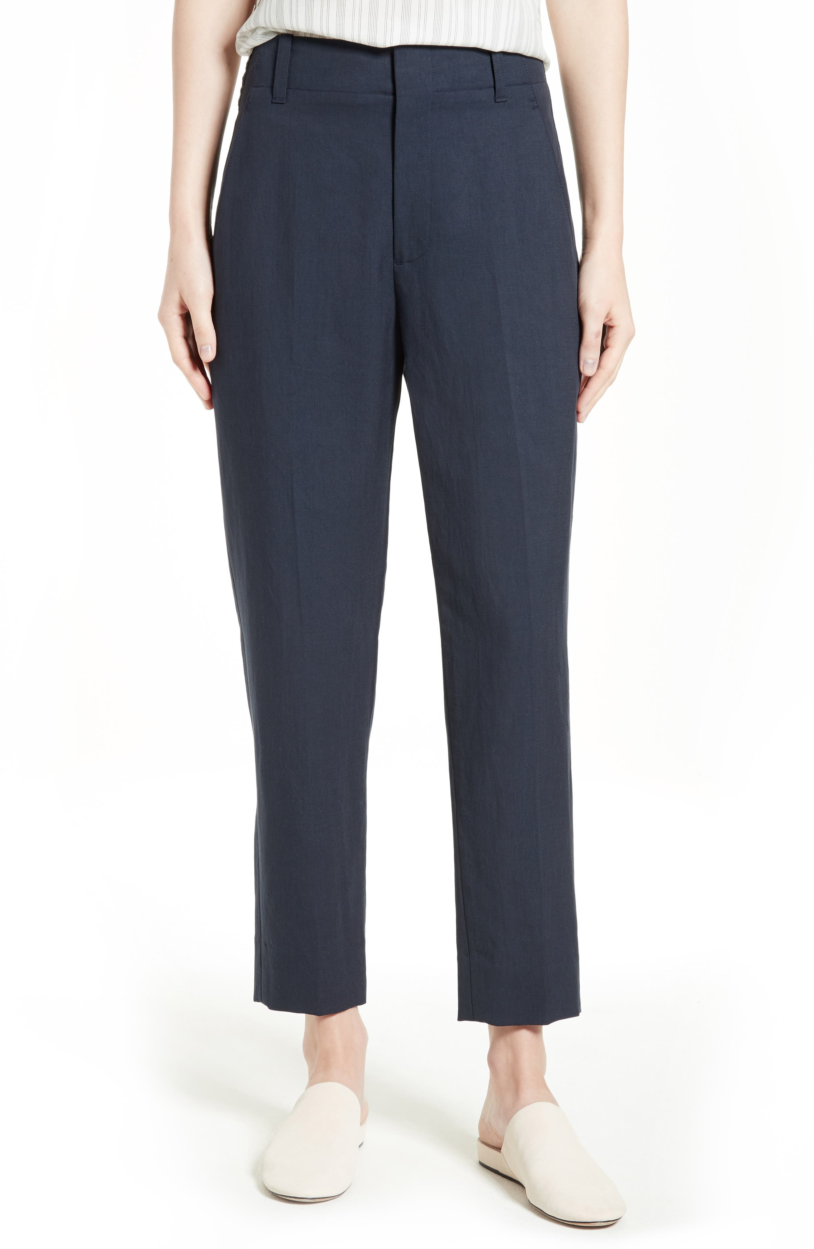 Main Image - Vince Carrot Tapered Leg Ankle Pants
