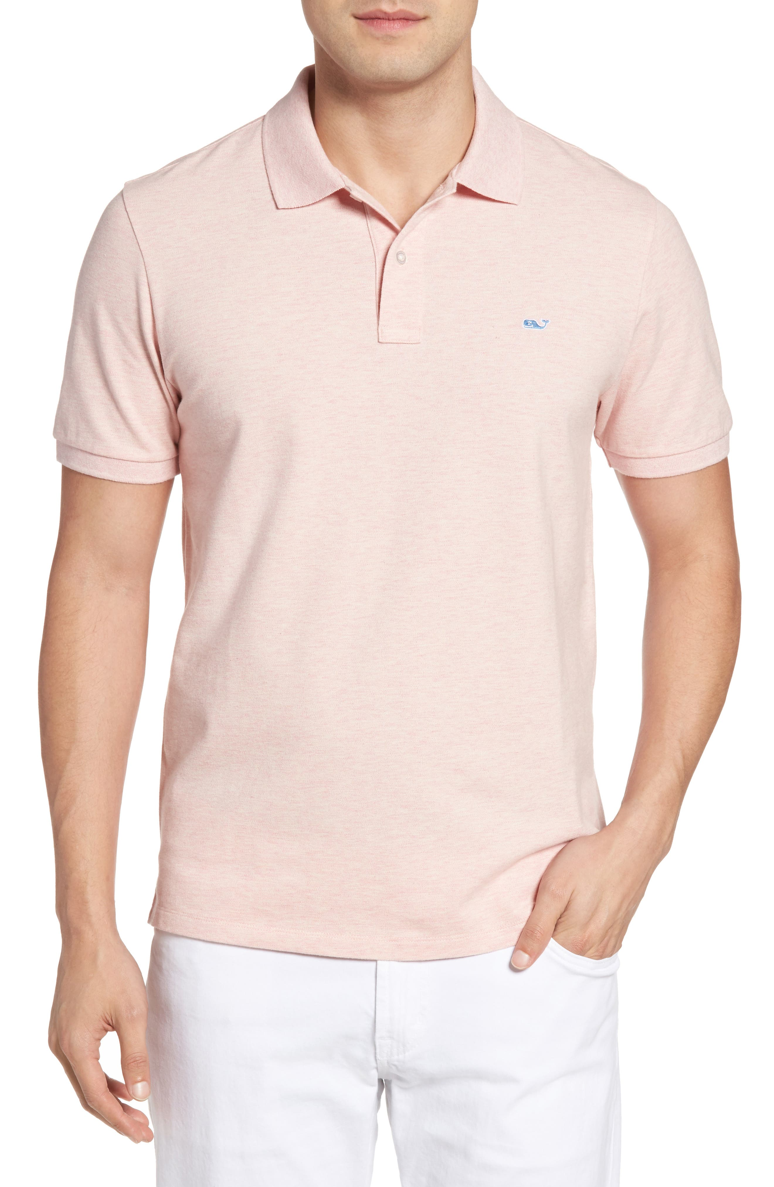 vineyard vines Slim Fit Piqué Polo