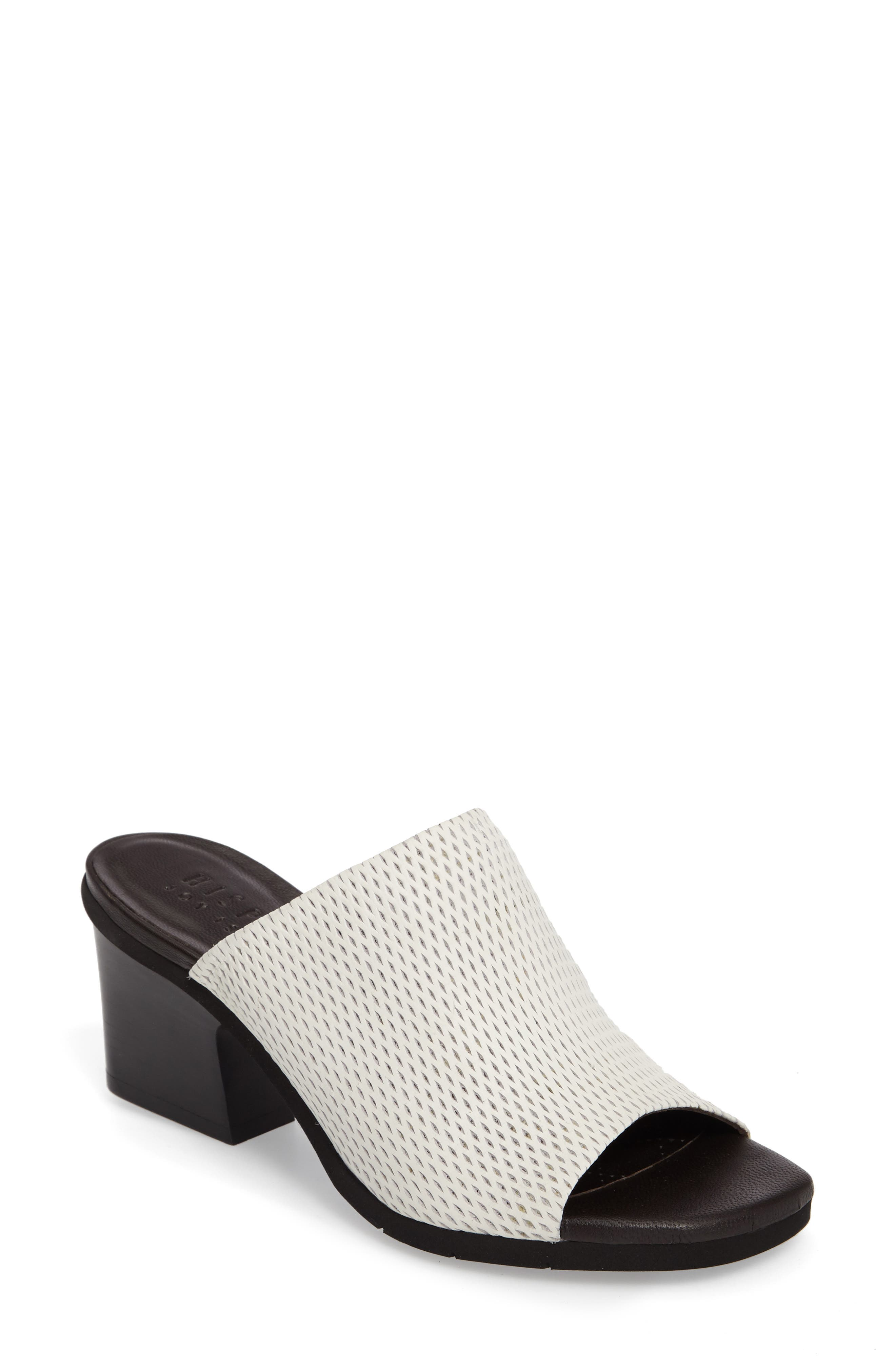 Hispanitas Udora Perforated Mule (Women)