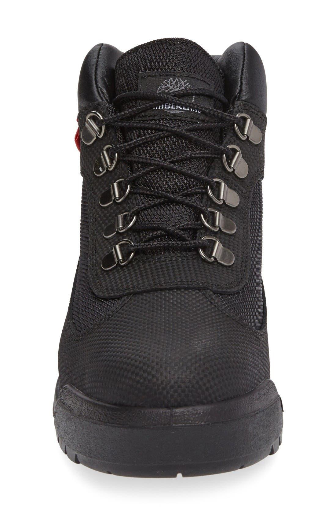 Alternate Image 3  - Timberland Field Waterproof Hiking Boot (Men)