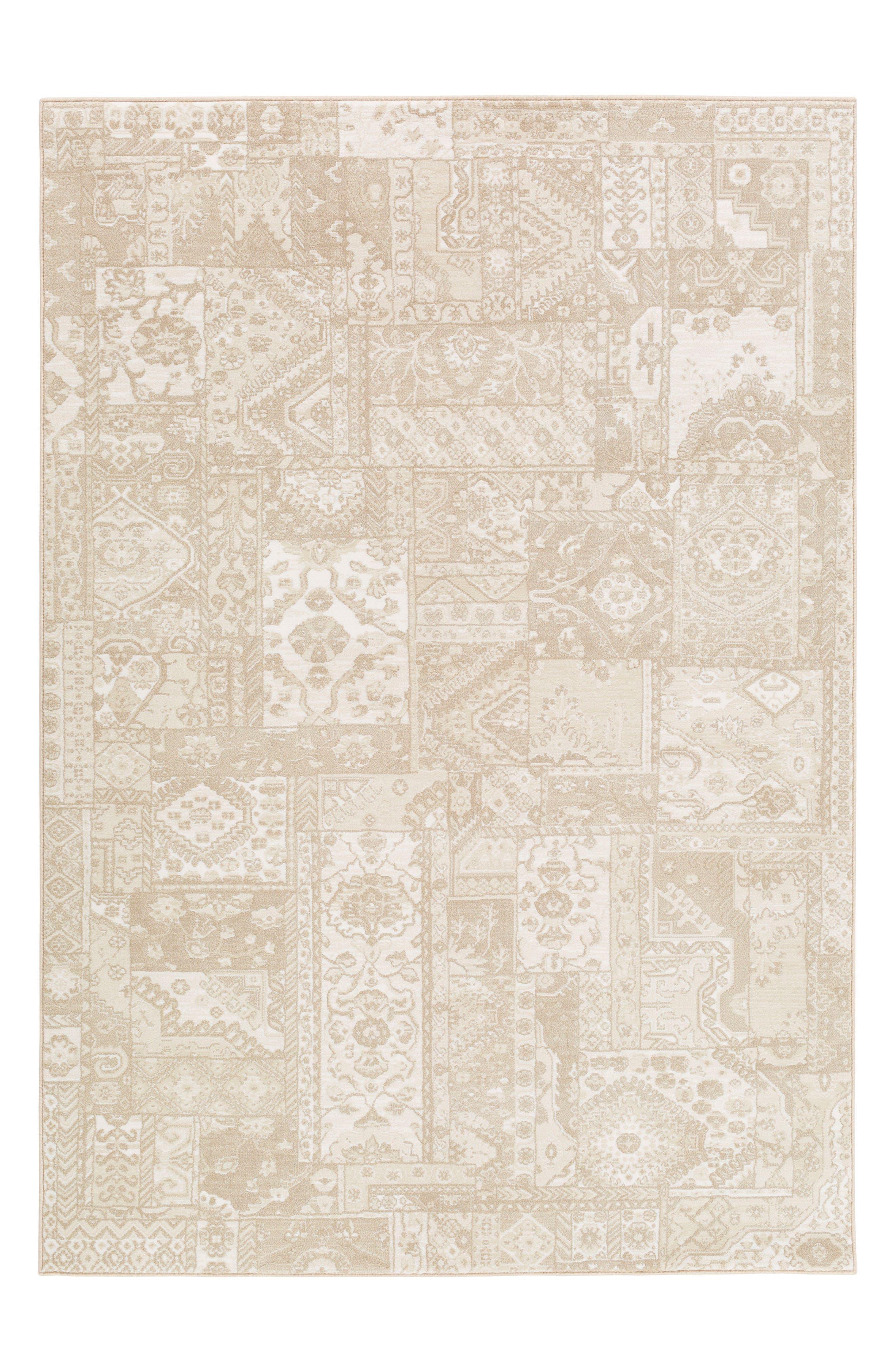 Alternate Image 1 Selected - Surya Home Classic Geometric Rug