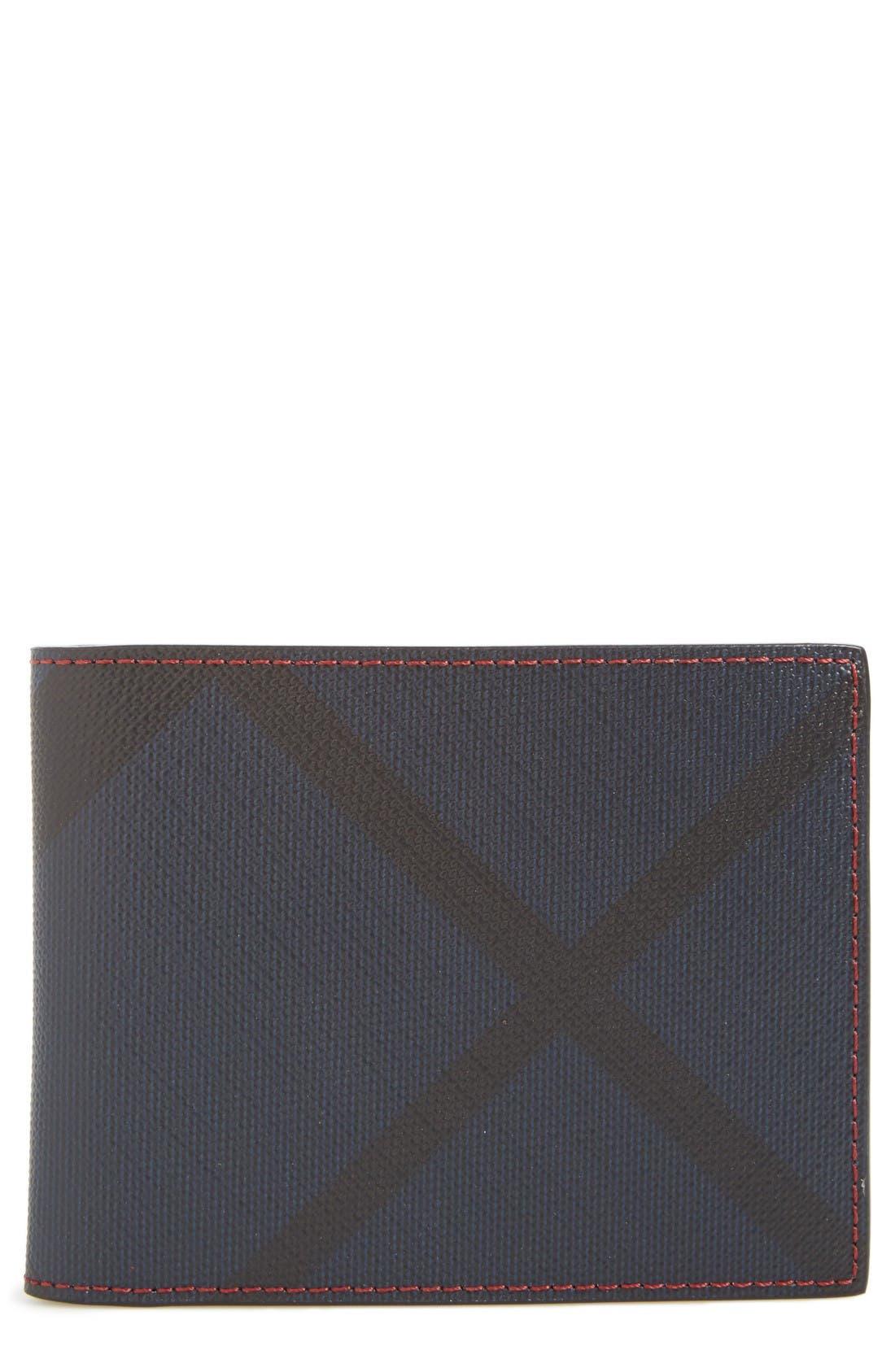 Alternate Image 1 Selected - Burberry Sandon Wallet