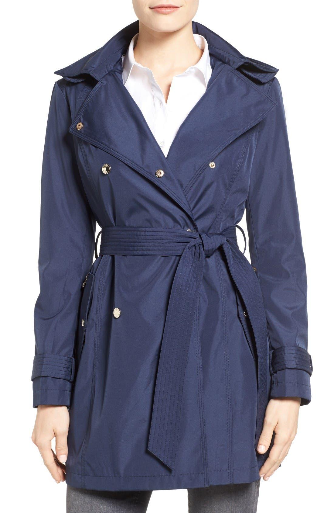 Main Image - Jessica Simpson Trench Coat