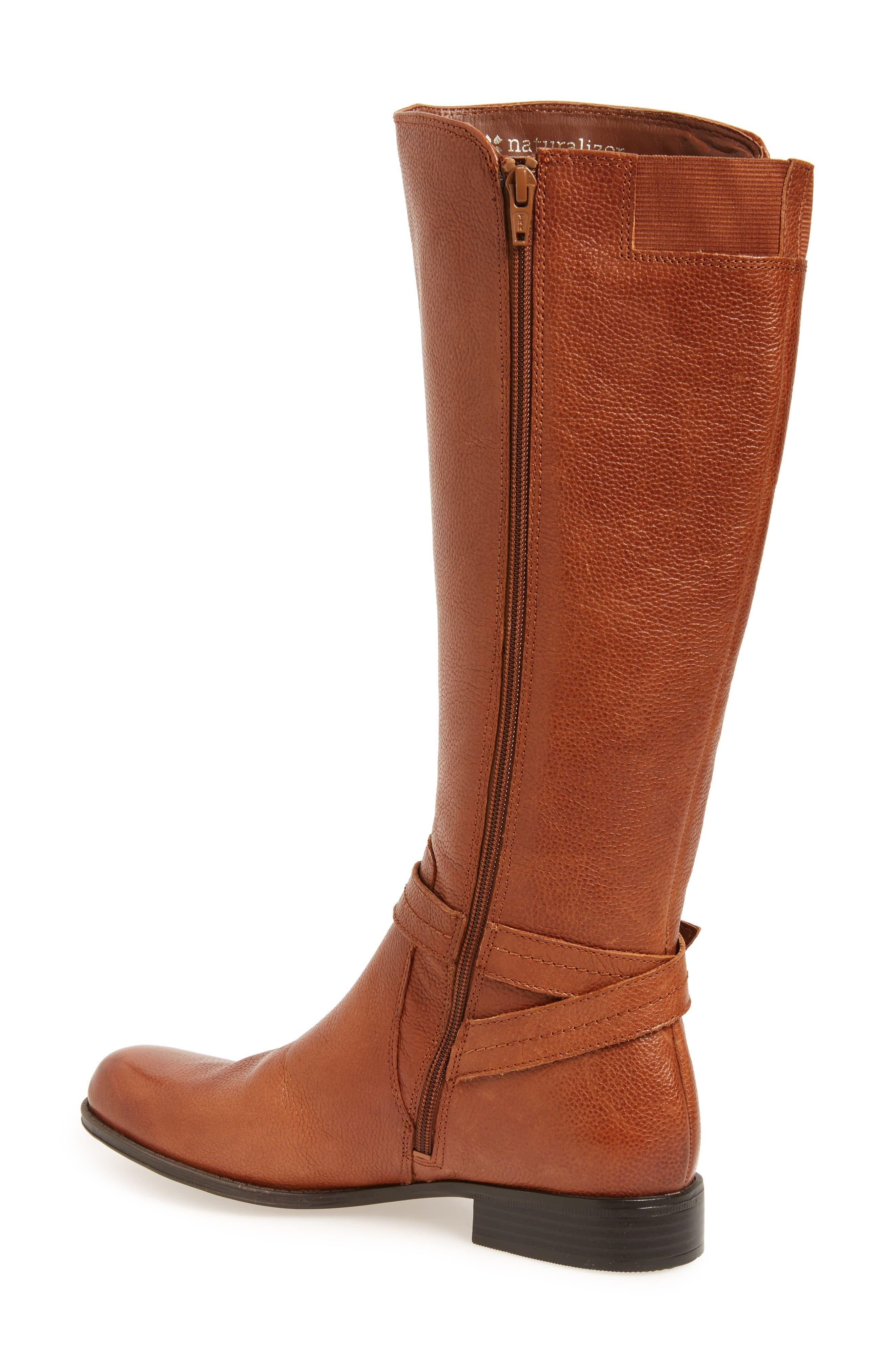 Alternate Image 2  - Naturalizer 'Jelina' Riding Boot (Women)