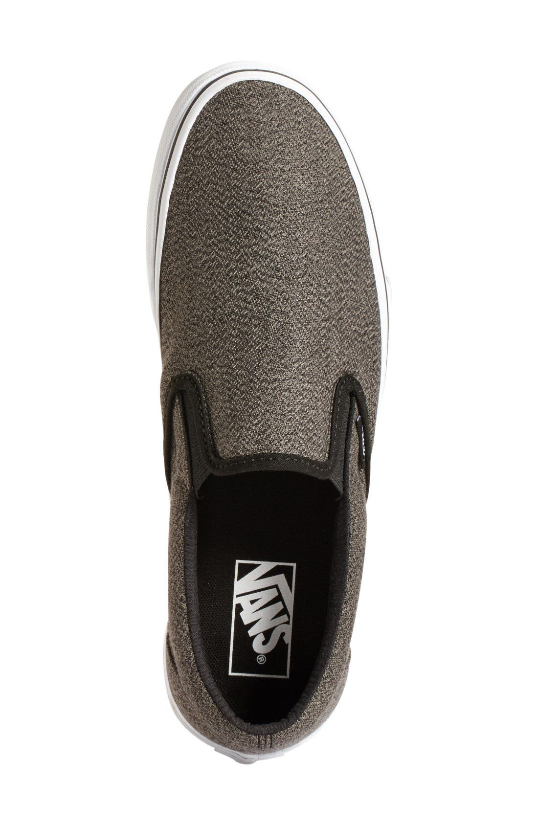 Alternate Image 3  - Vans 'Classic' Slip-On Sneaker (Men)