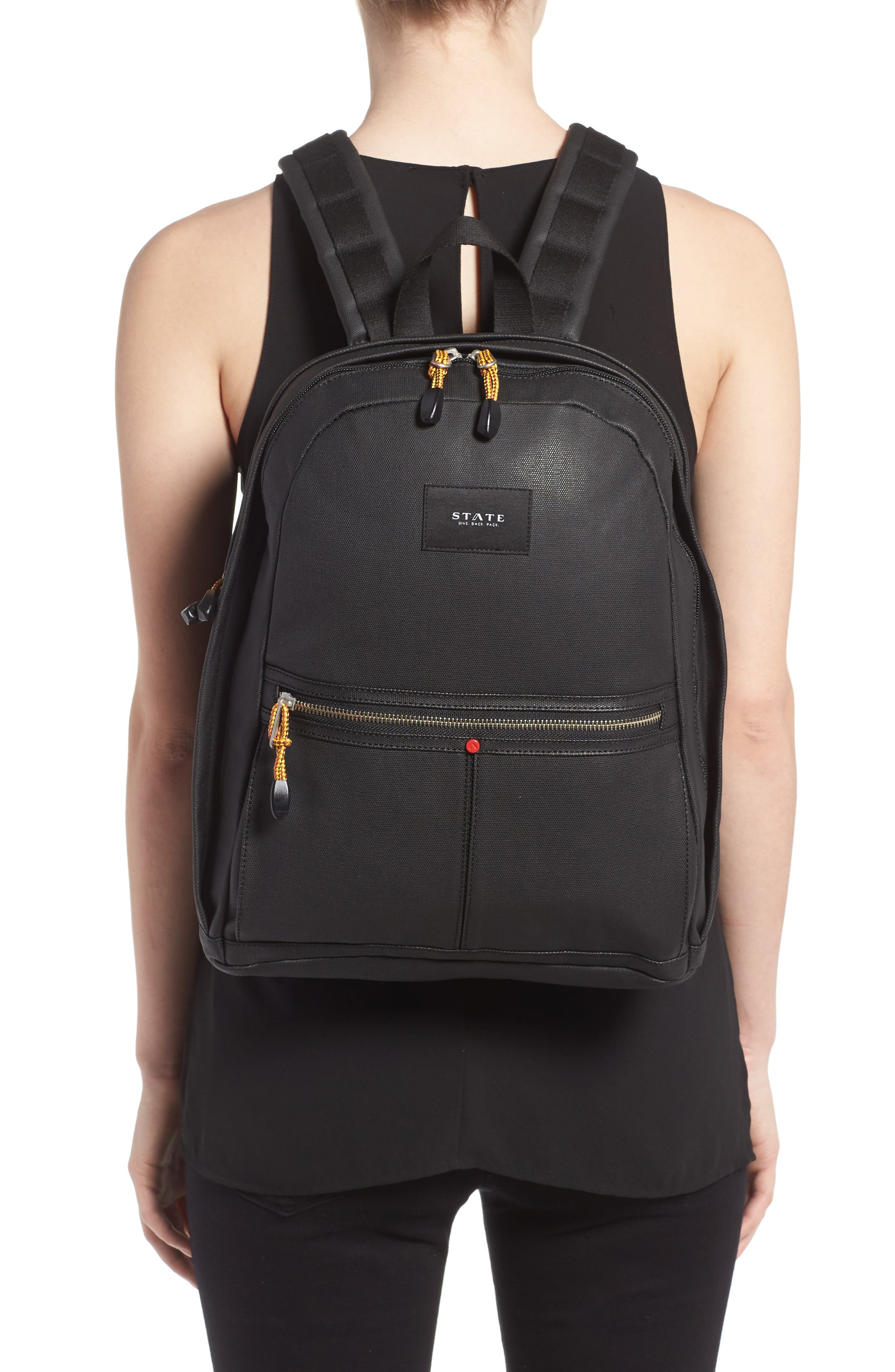 Alternate Image 2  - STATE Bags Greenpoint Kent Backpack