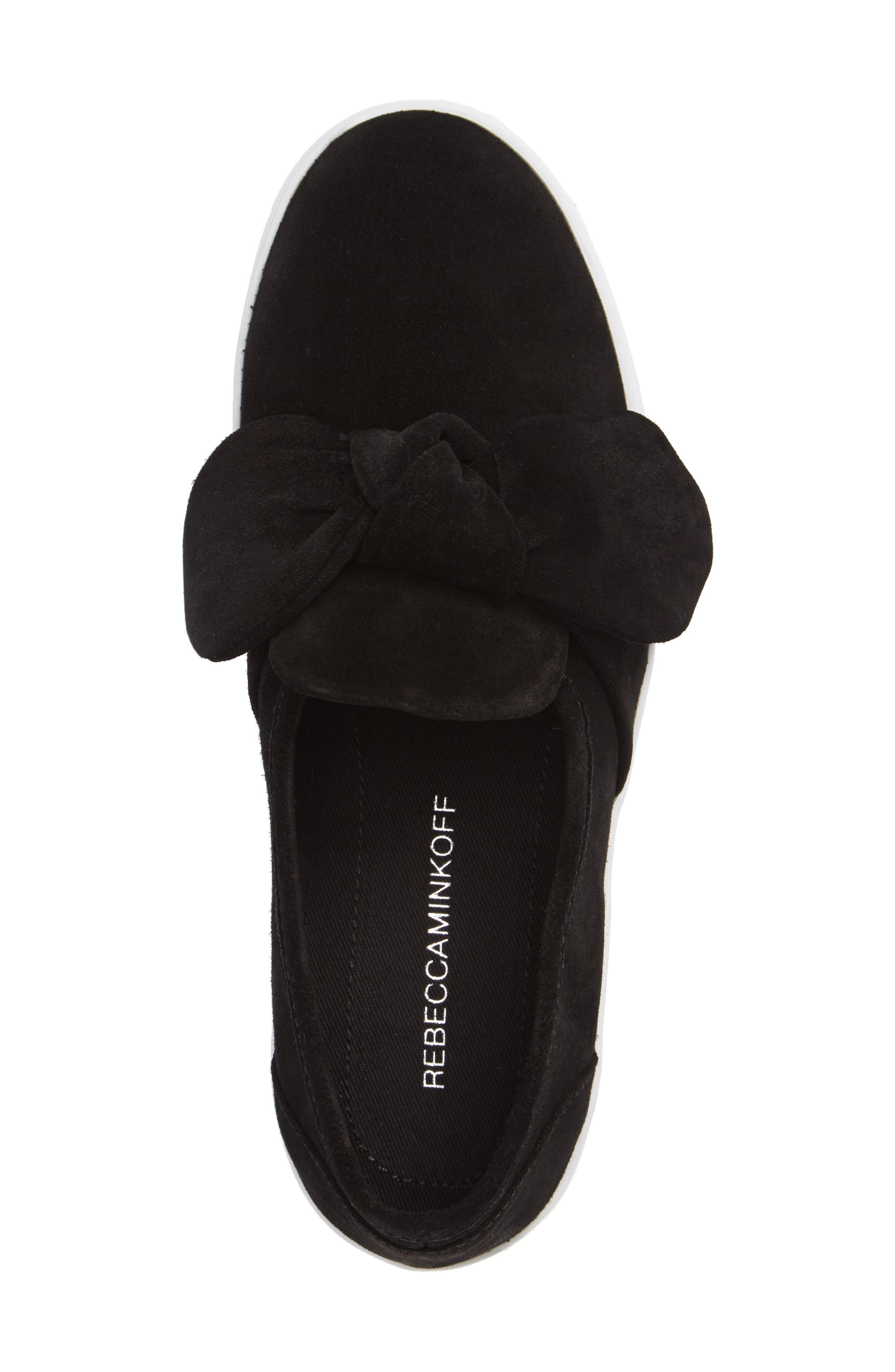 Alternate Image 3  - Rebecca Minkoff Stacey Bow Platform Sneaker (Women)