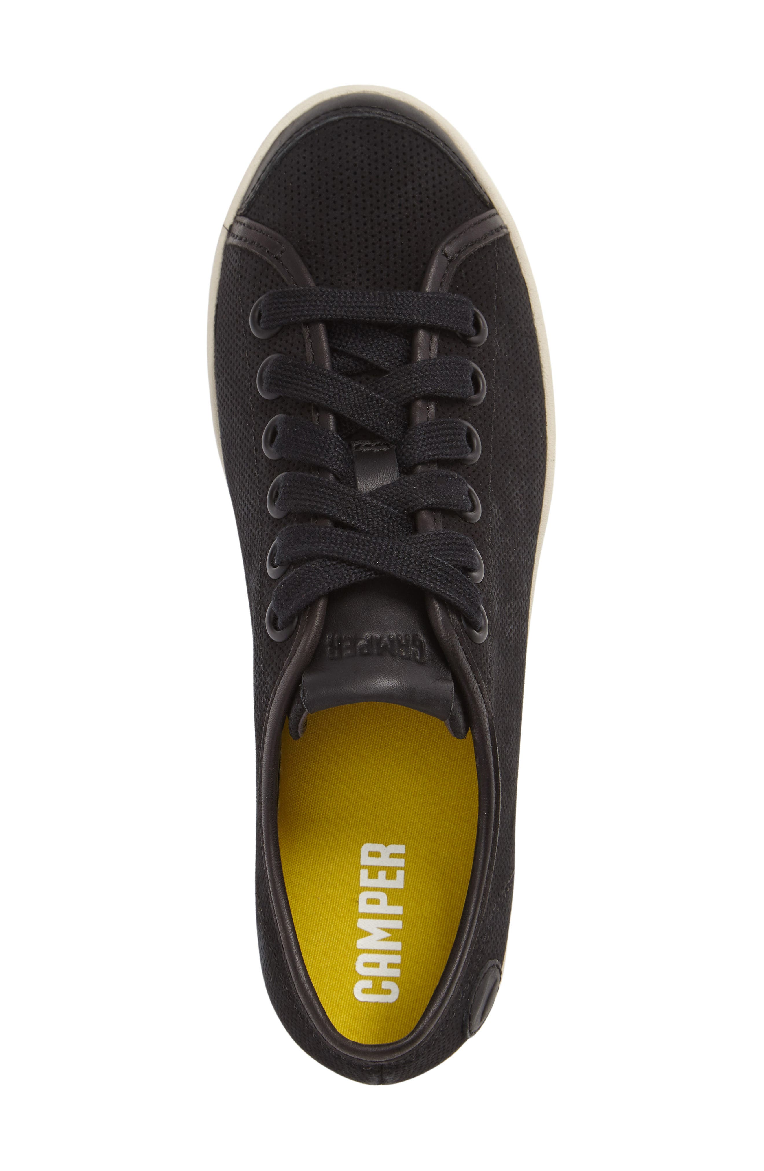 Alternate Image 3  - Camper Uno Low Top Sneaker (Women)