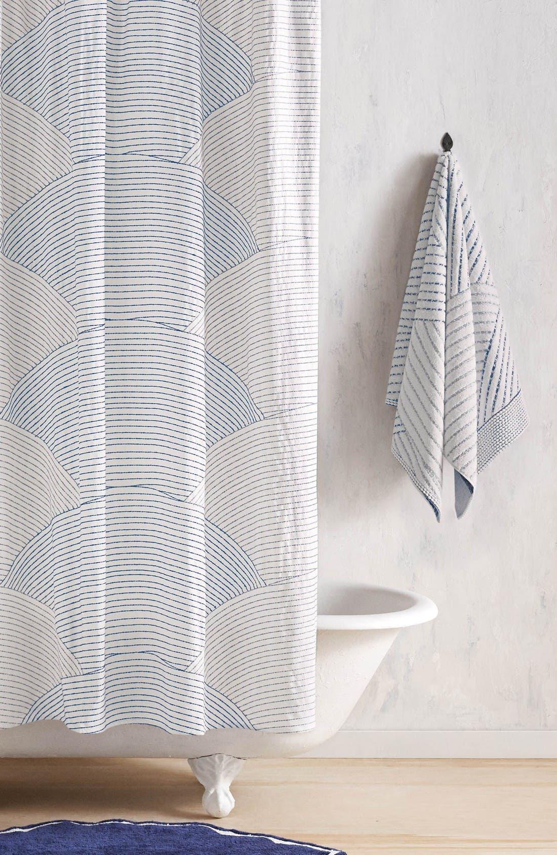 Perfect John Robshaw Sazid Shower Curtain