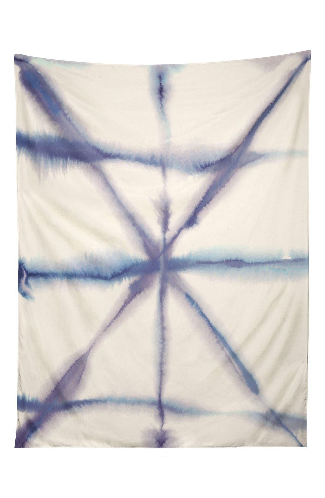 Main Image - Deny Designs Light Tie Dye Tapestry