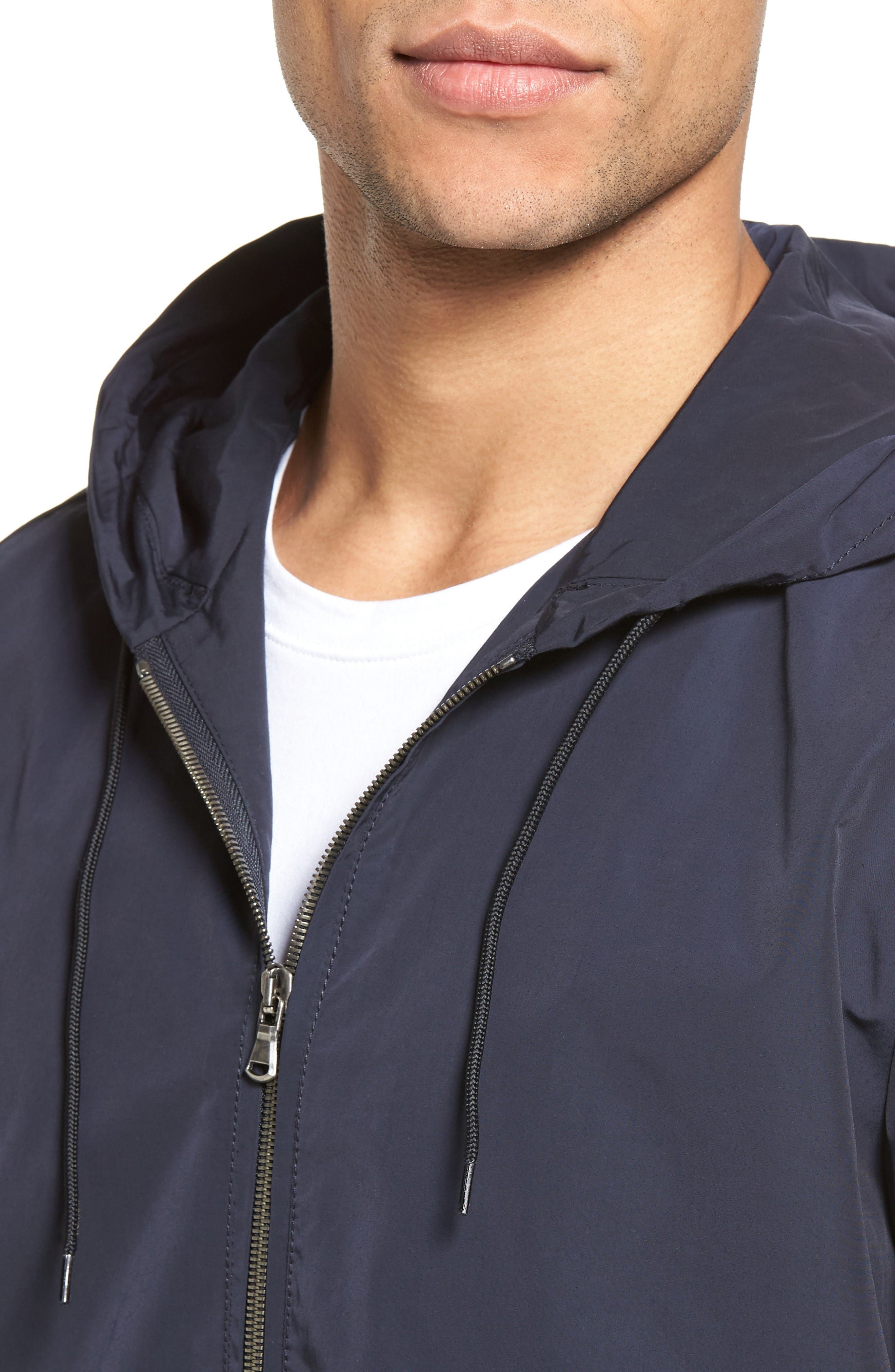 Alternate Image 4  - Vince Hooded Track Jacket
