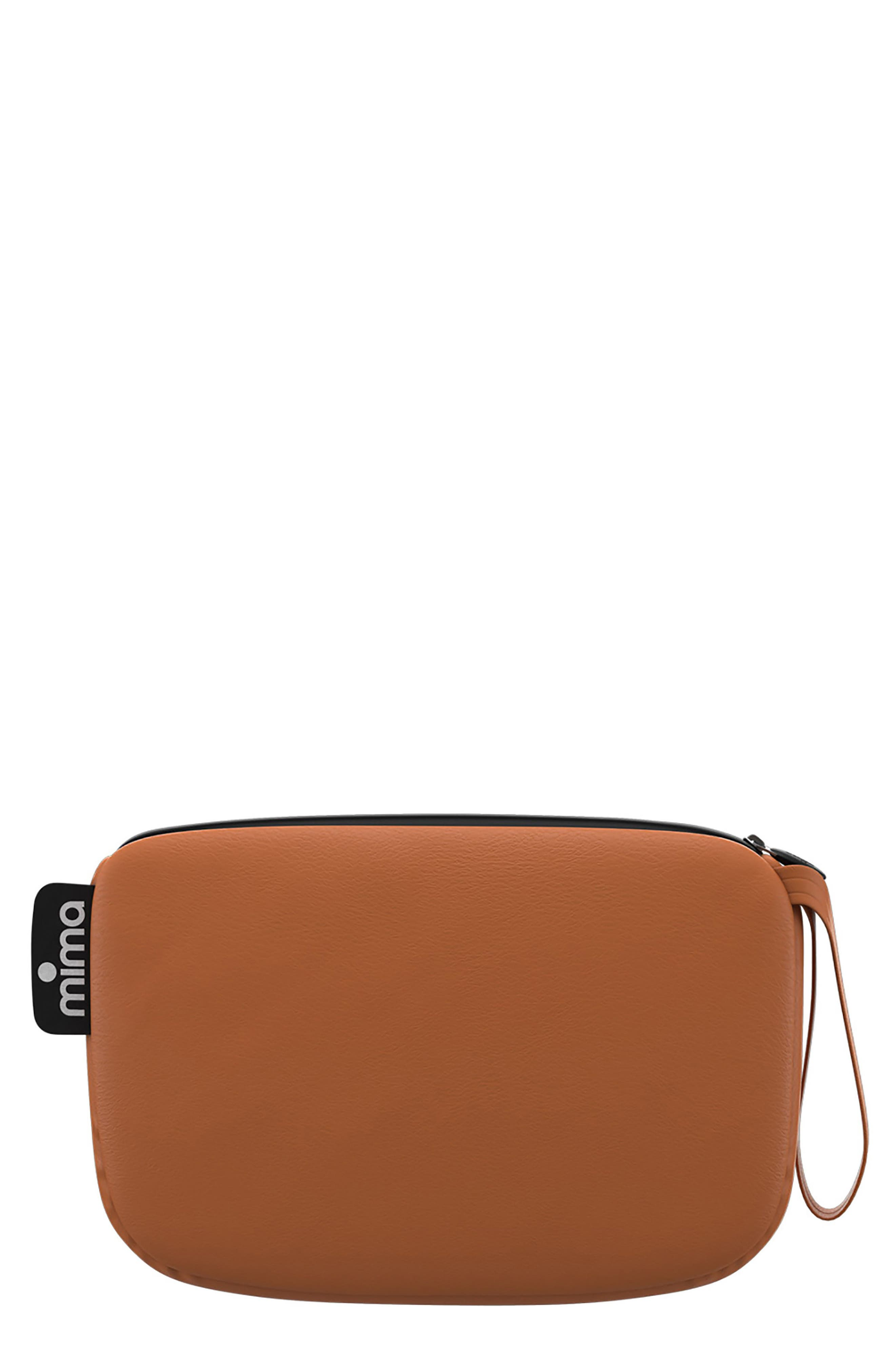 Alternate Image 1 Selected - Mima Faux Leather Clutch