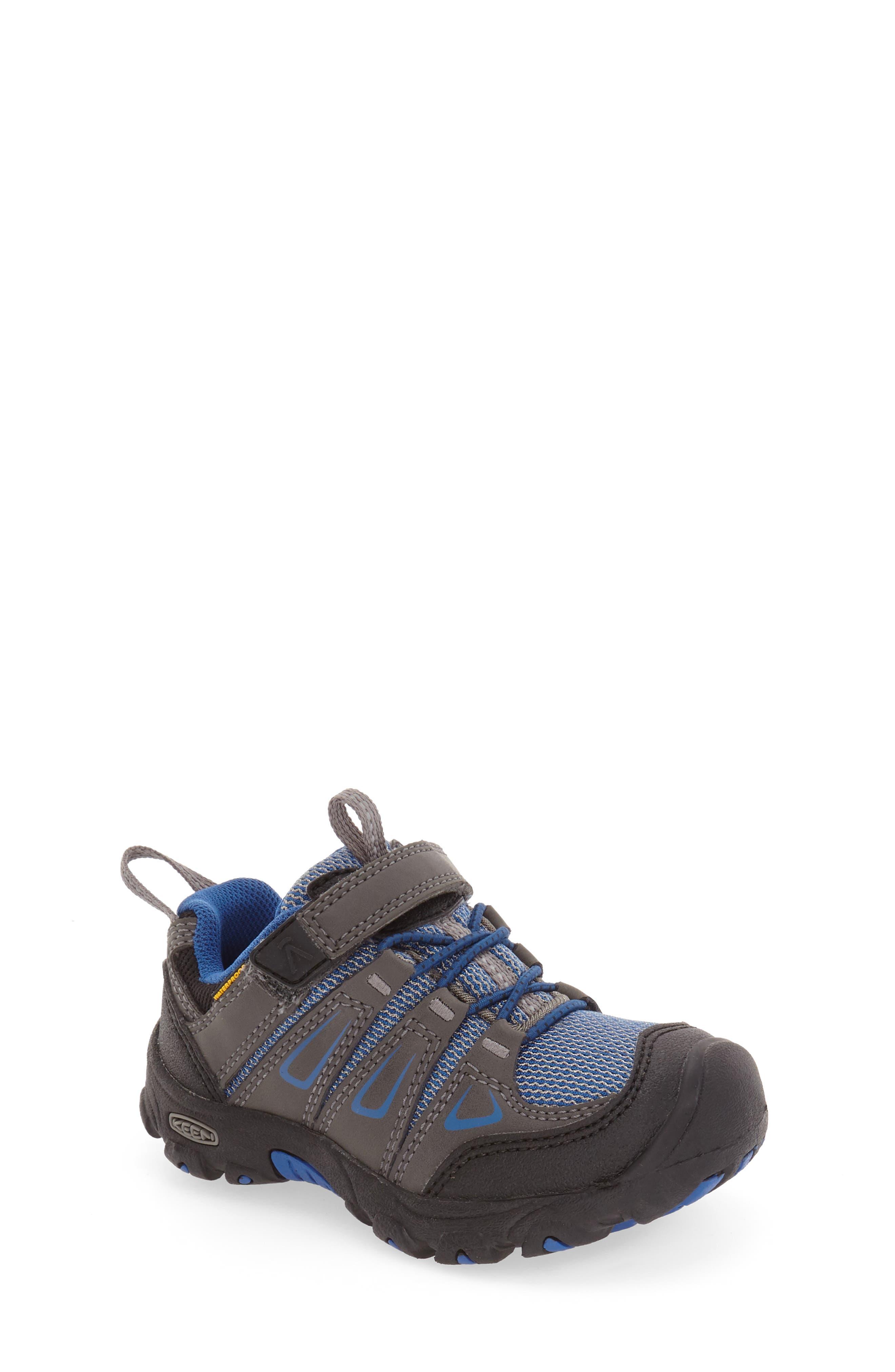 Oakridge Hiking Shoe,                         Main,                         color, Magnet/ True Blue