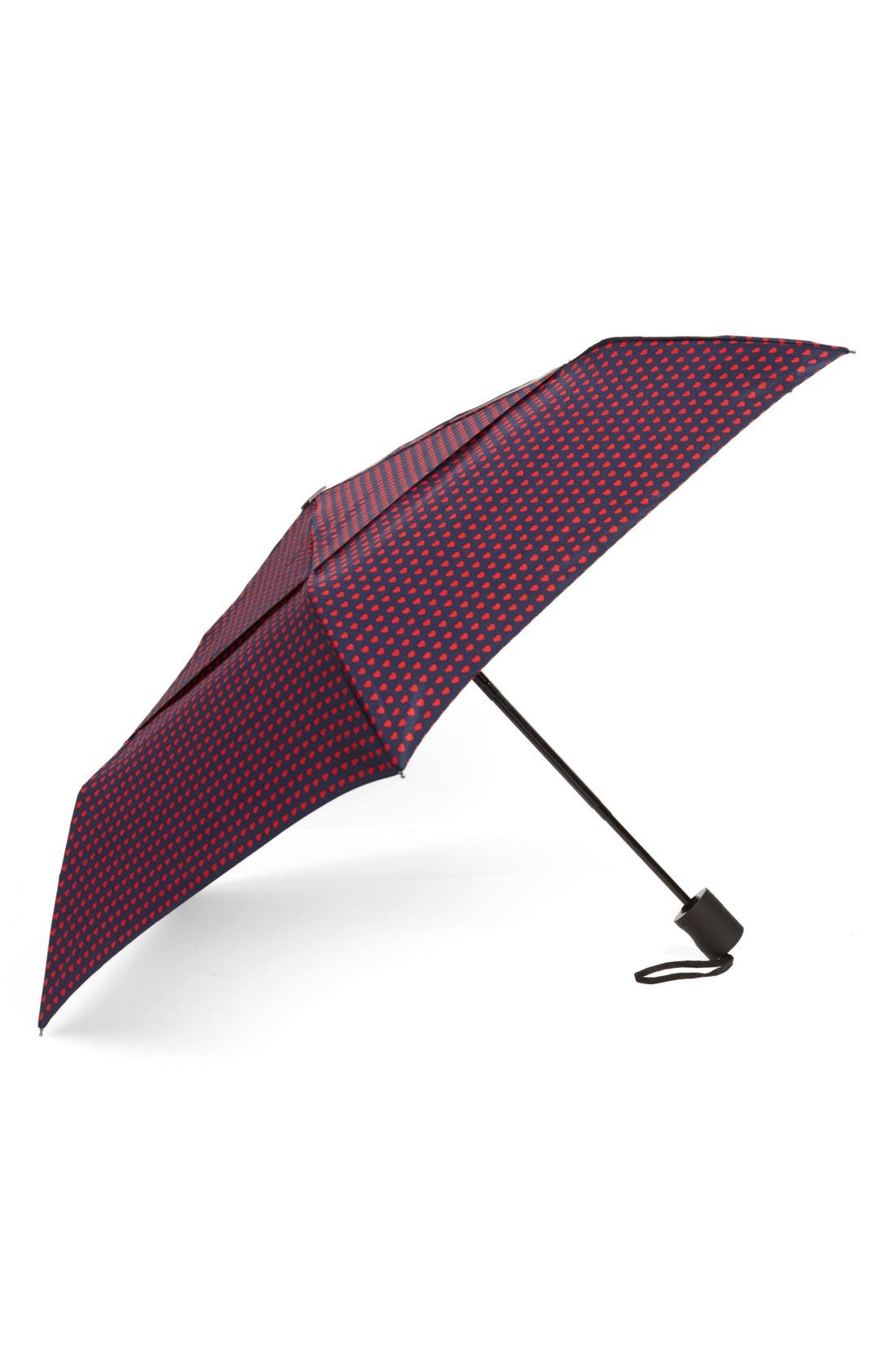 WINDPRO AUTO OPEN & CLOSE UMBRELLA - RED