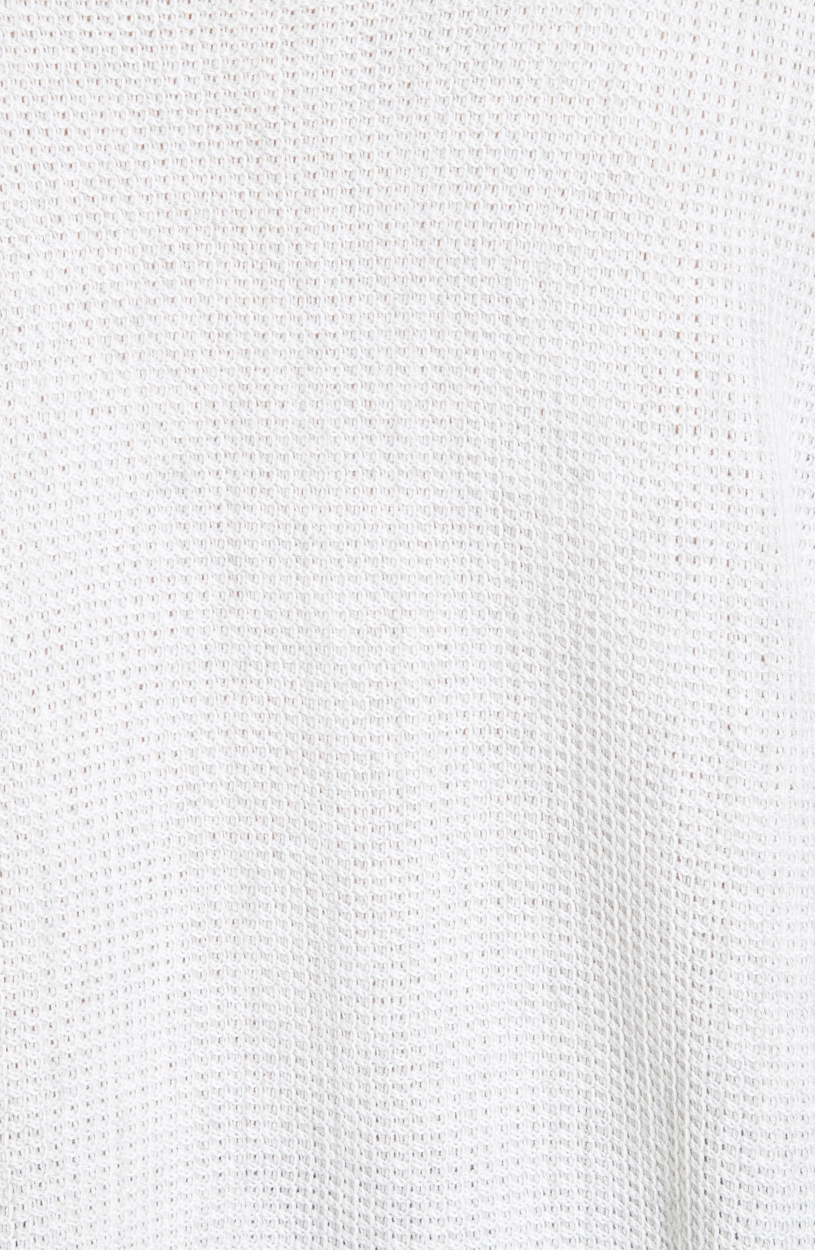 Soft Joie Kashani Pullover,                             Alternate thumbnail 5, color,                             Porcelain/ Heather Grey