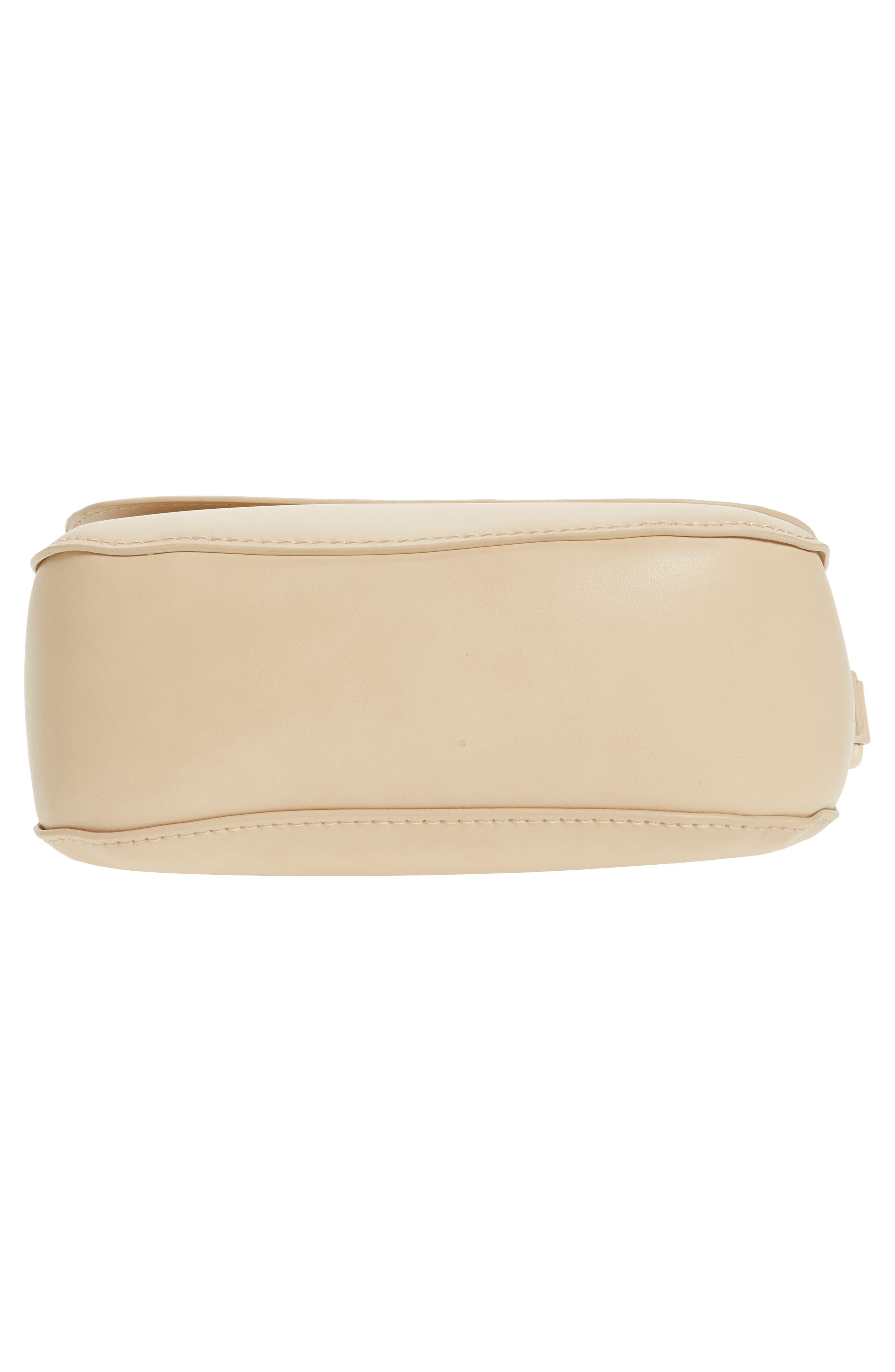 Alternate Image 6  - BP. Minimal Faux Leather Crossbody Bag