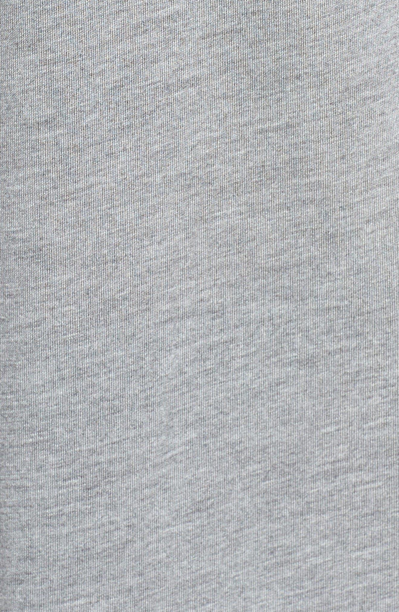 Essential Logo Tank,                             Alternate thumbnail 6, color,                             Carbon Heather/ Anthracite