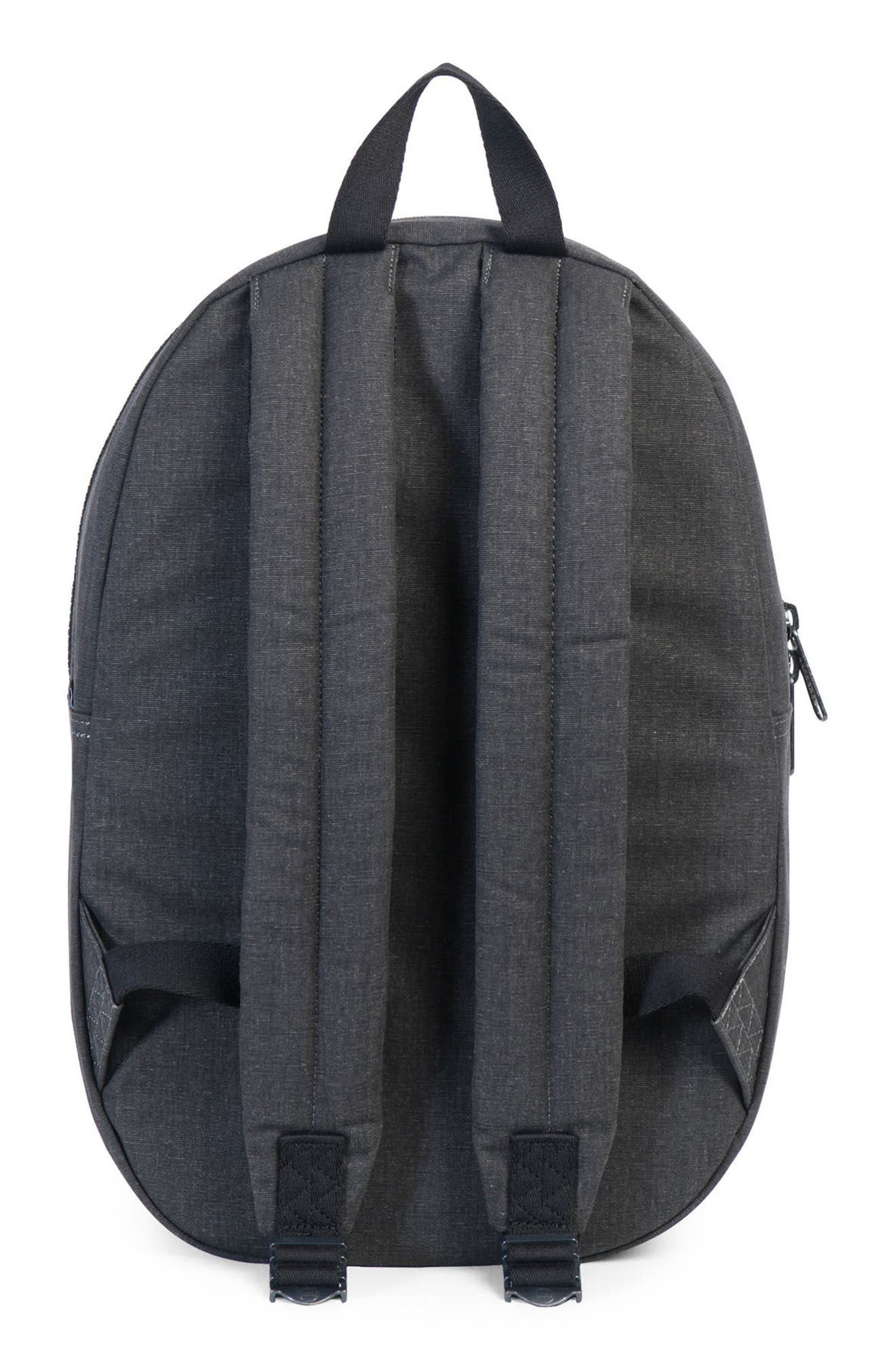 Lawson Backpack,                             Alternate thumbnail 2, color,                             Black Ion Washed