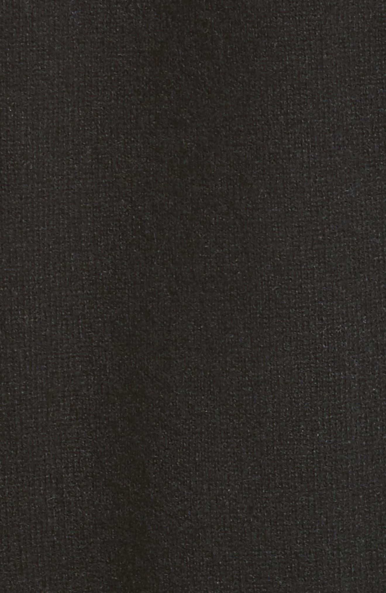 Alternate Image 6  - Vince Convertible Cold Shoulder Cashmere Sweater