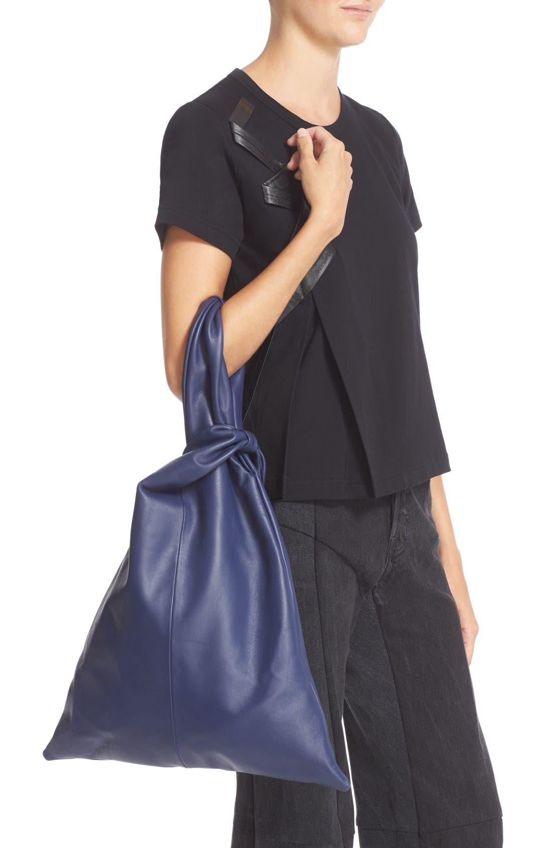 Alternate Image 3  - Creatures of Comfort Large Nappa Leather Malia Bag