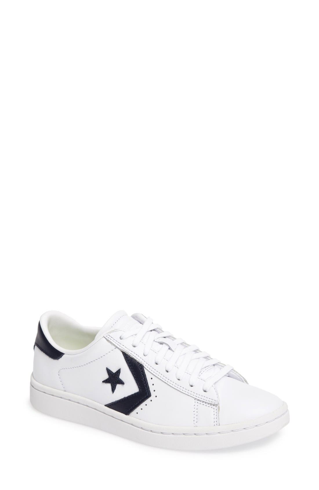 Alternate Image 1 Selected - Converse Pro Leather LP Sneaker (Women)