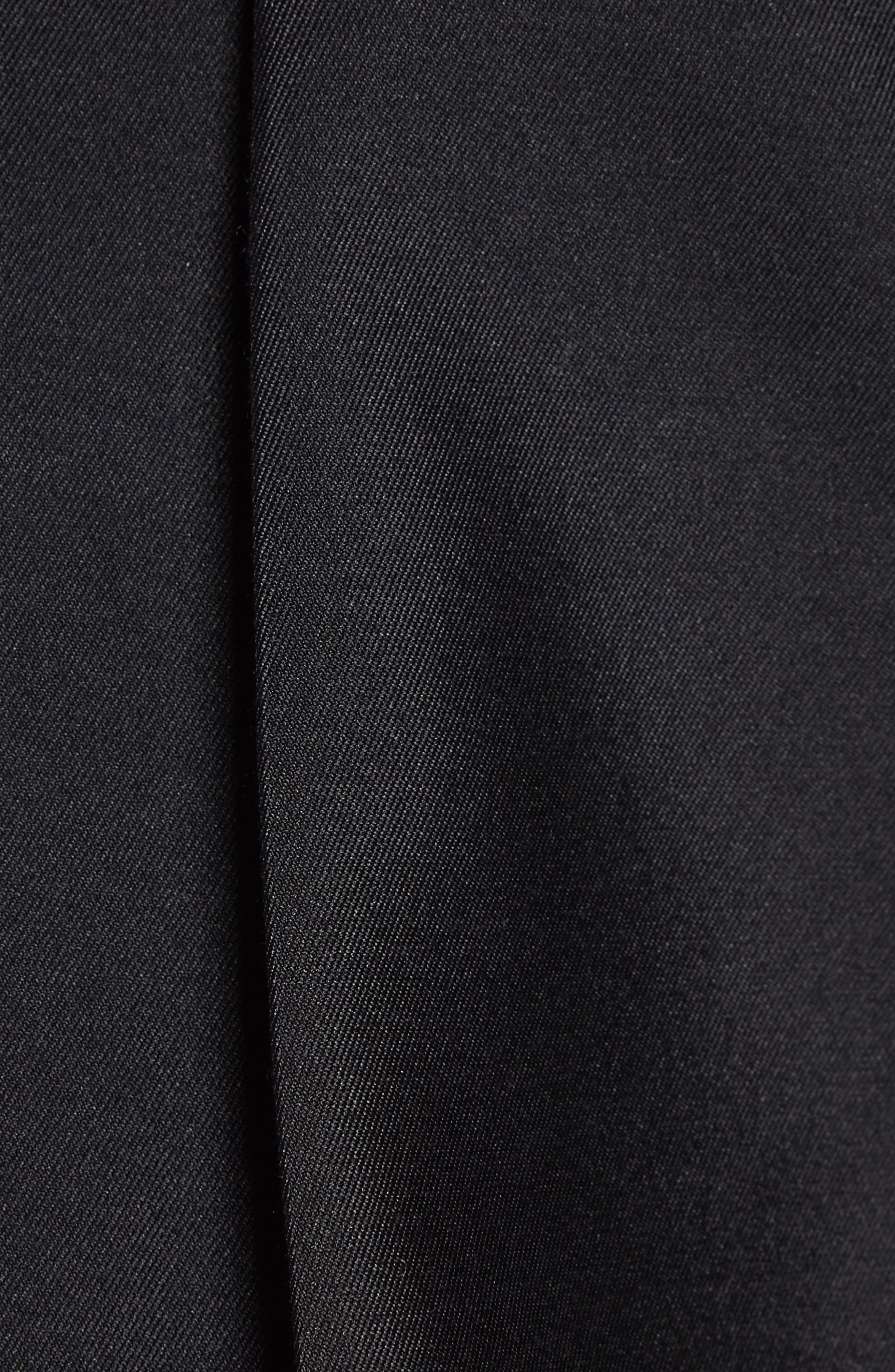 Alternate Image 5  - GREY Jason Wu Belted Wool & Silk Shorts