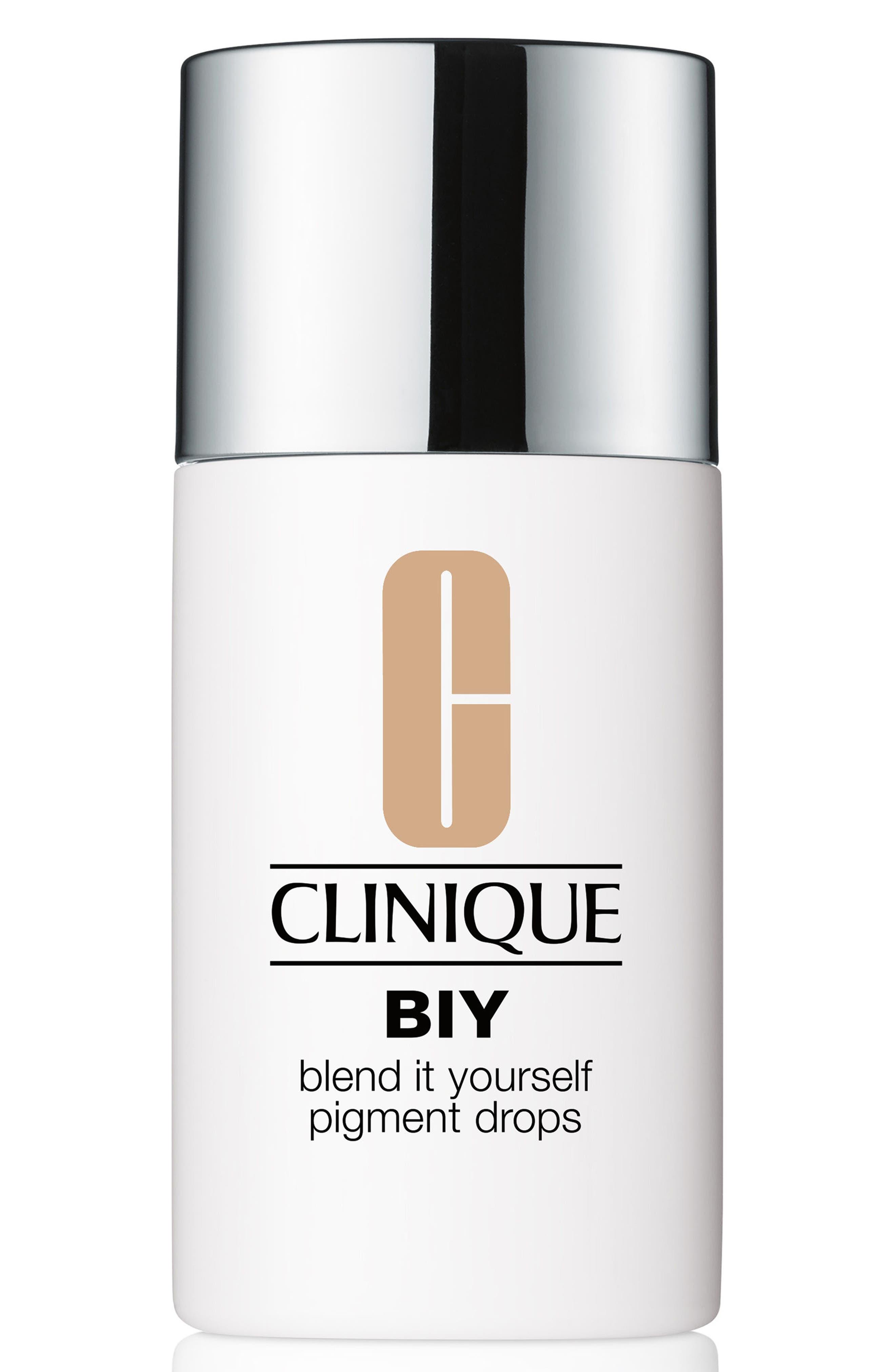 Main Image - Clinique BIY Blend It Yourself Pigment Drops