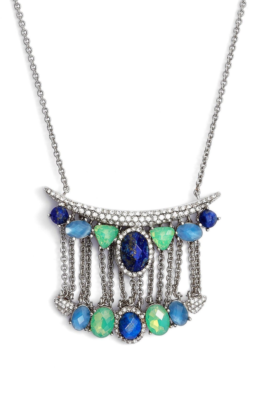 Alternate Image 2  - Jenny Packham Wanderlust Pendant Necklace