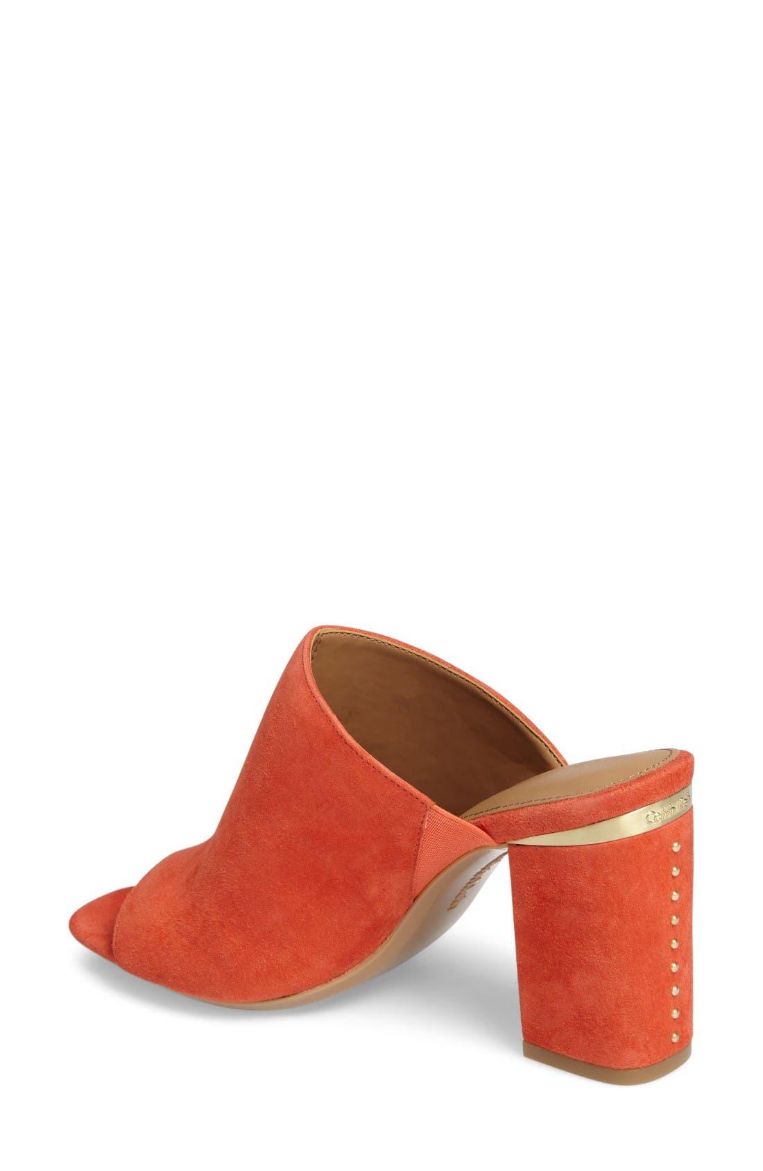 Alternate Image 2  - Calvin Klein Cicelle Mule (Women)