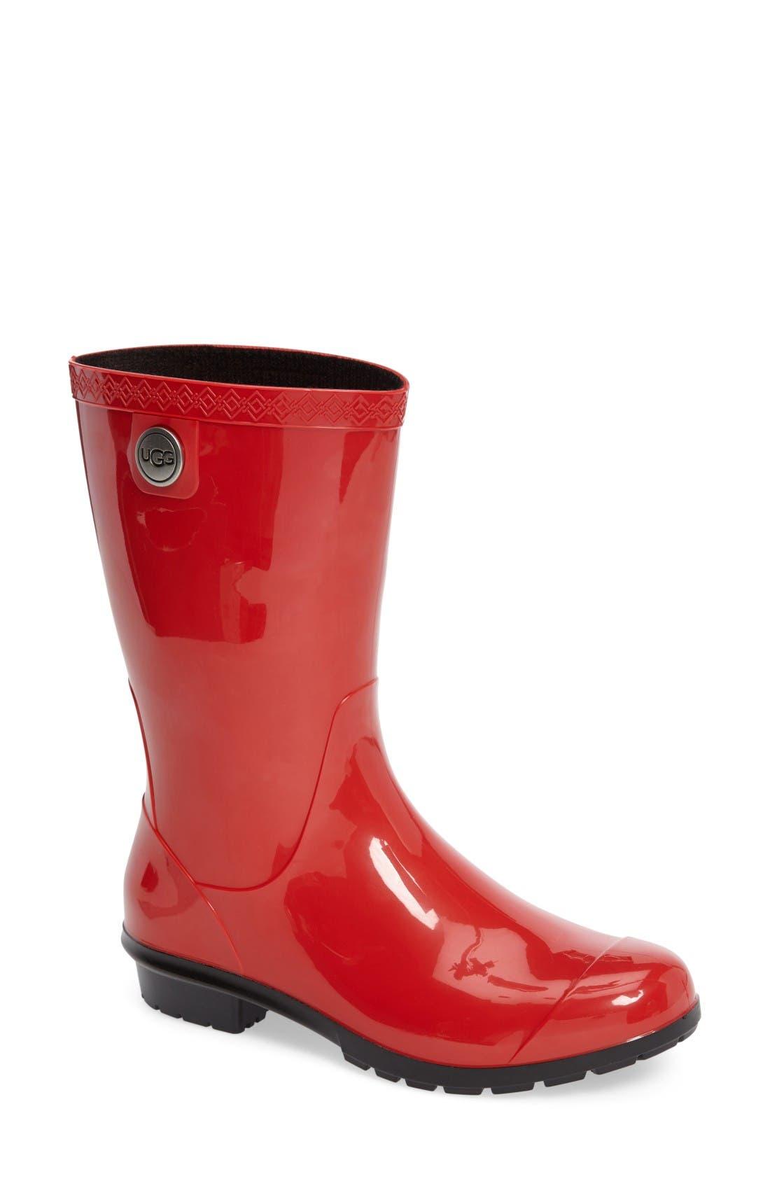 UGG® 'Sienna' Rain Boot (Women)