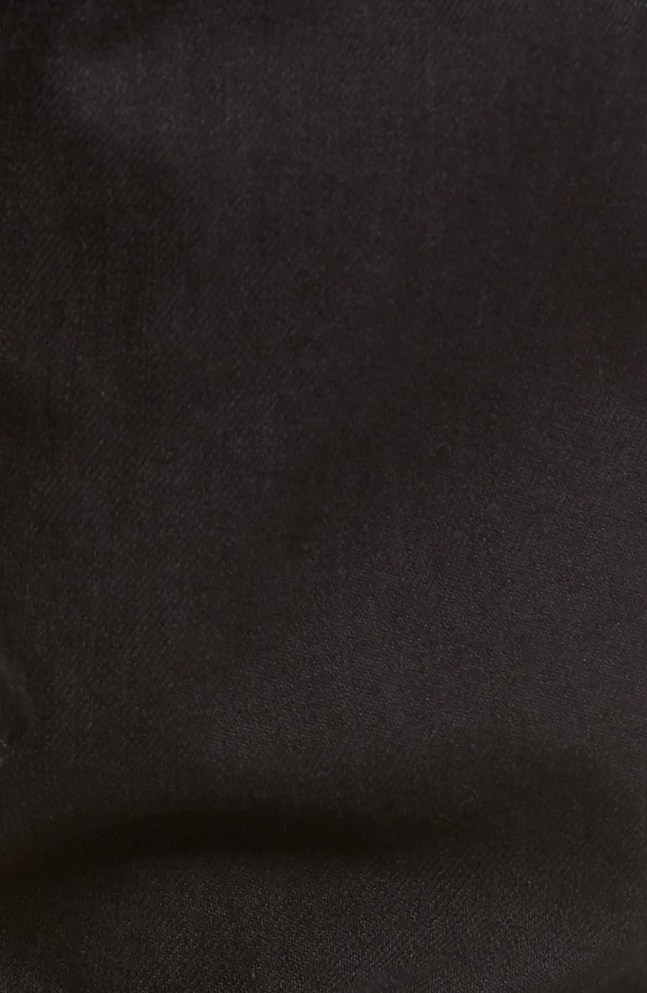 Alternate Image 5  - DIESEL® Thavar Skinny Fit Jeans (0679F)