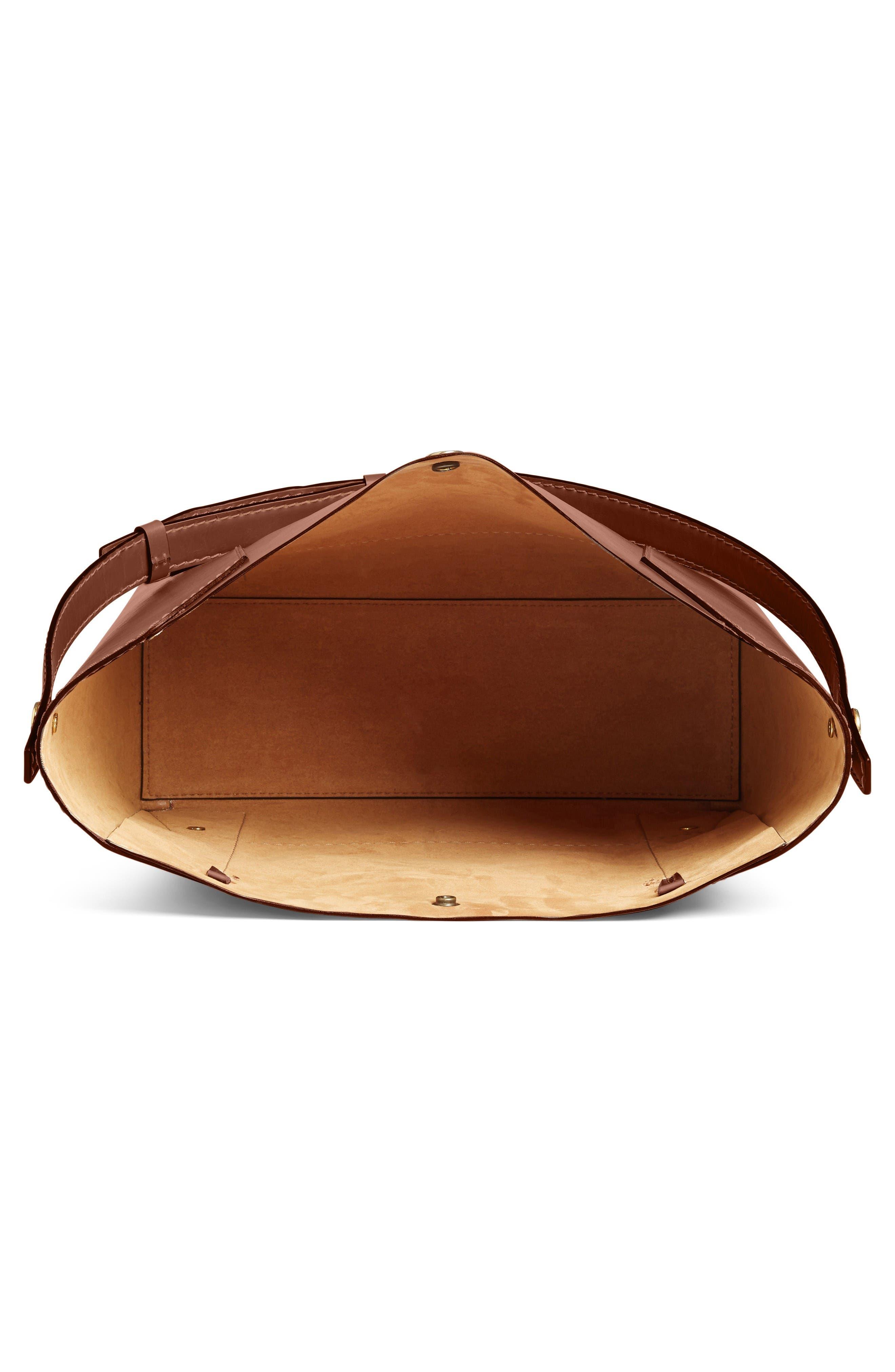 Alternate Image 3  - Stella McCartney Popper Faux Leather Bucket Bag
